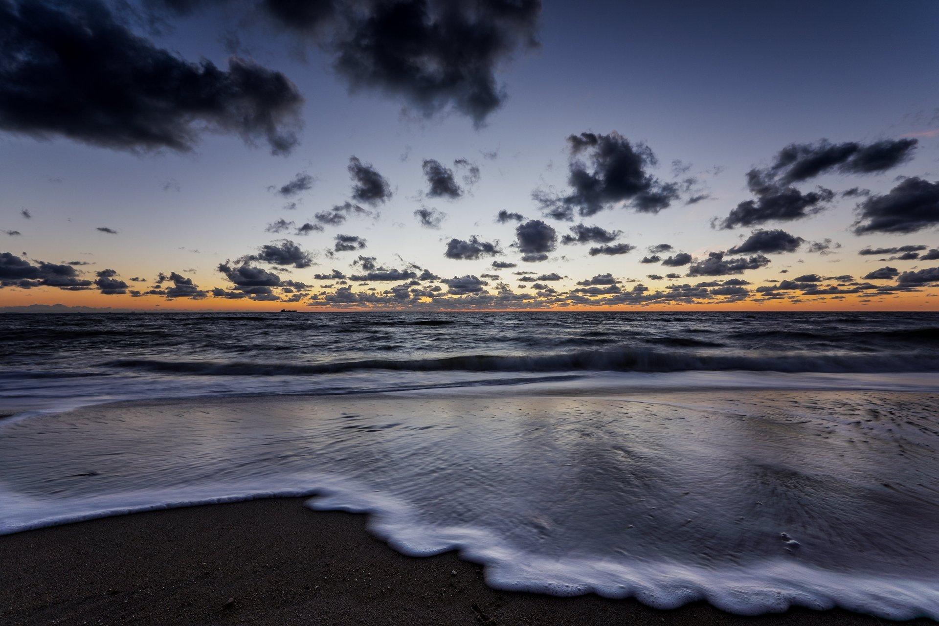 Sandy Hook Sunrise 2020
