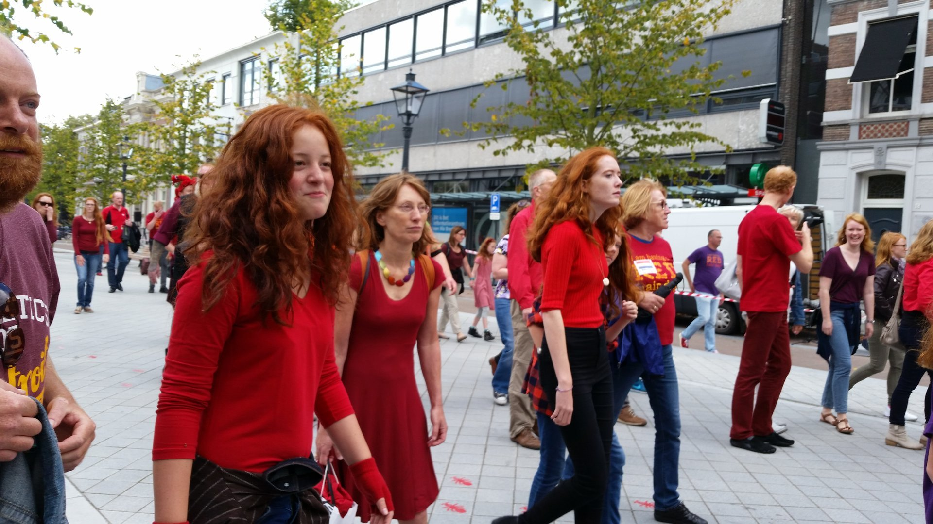 Redhead Days (Roodharigendag) in The Netherlands - Best Season 2020