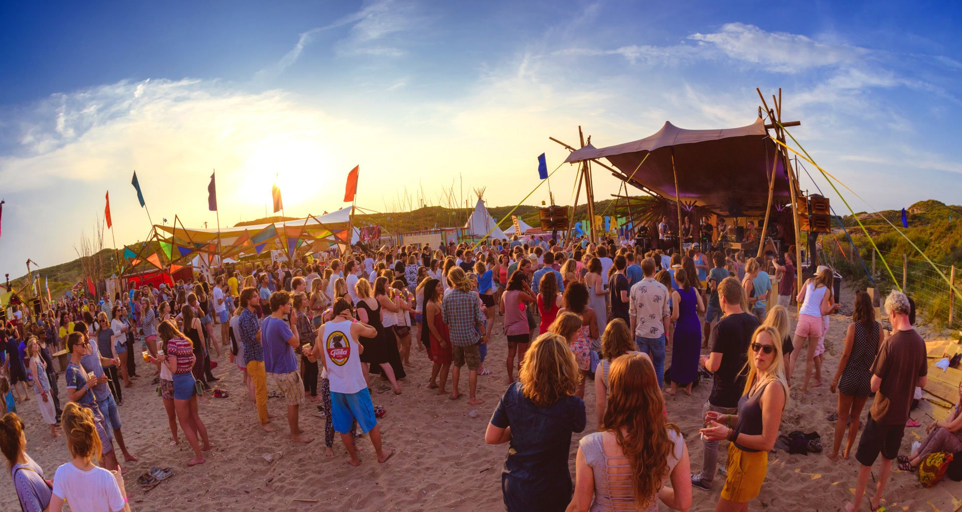 Surfana Festival in The Netherlands 2020 - Best Time