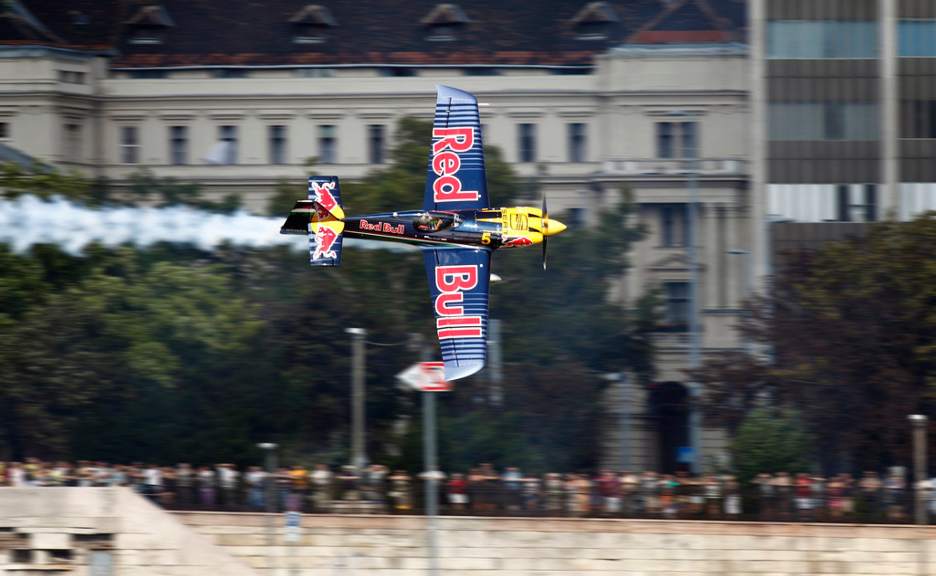 The Red Bull Air Race in Hungary - Best Season
