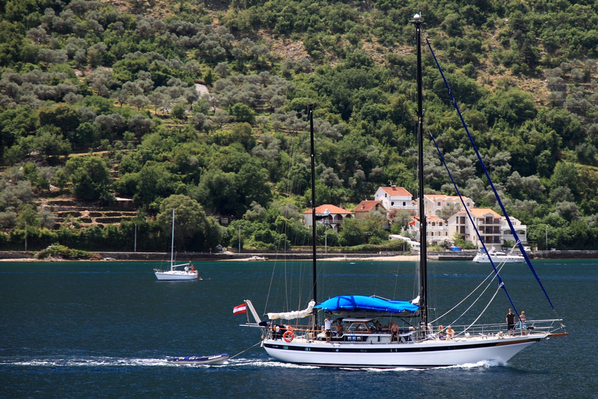 Sailing in Montenegro - Best Time
