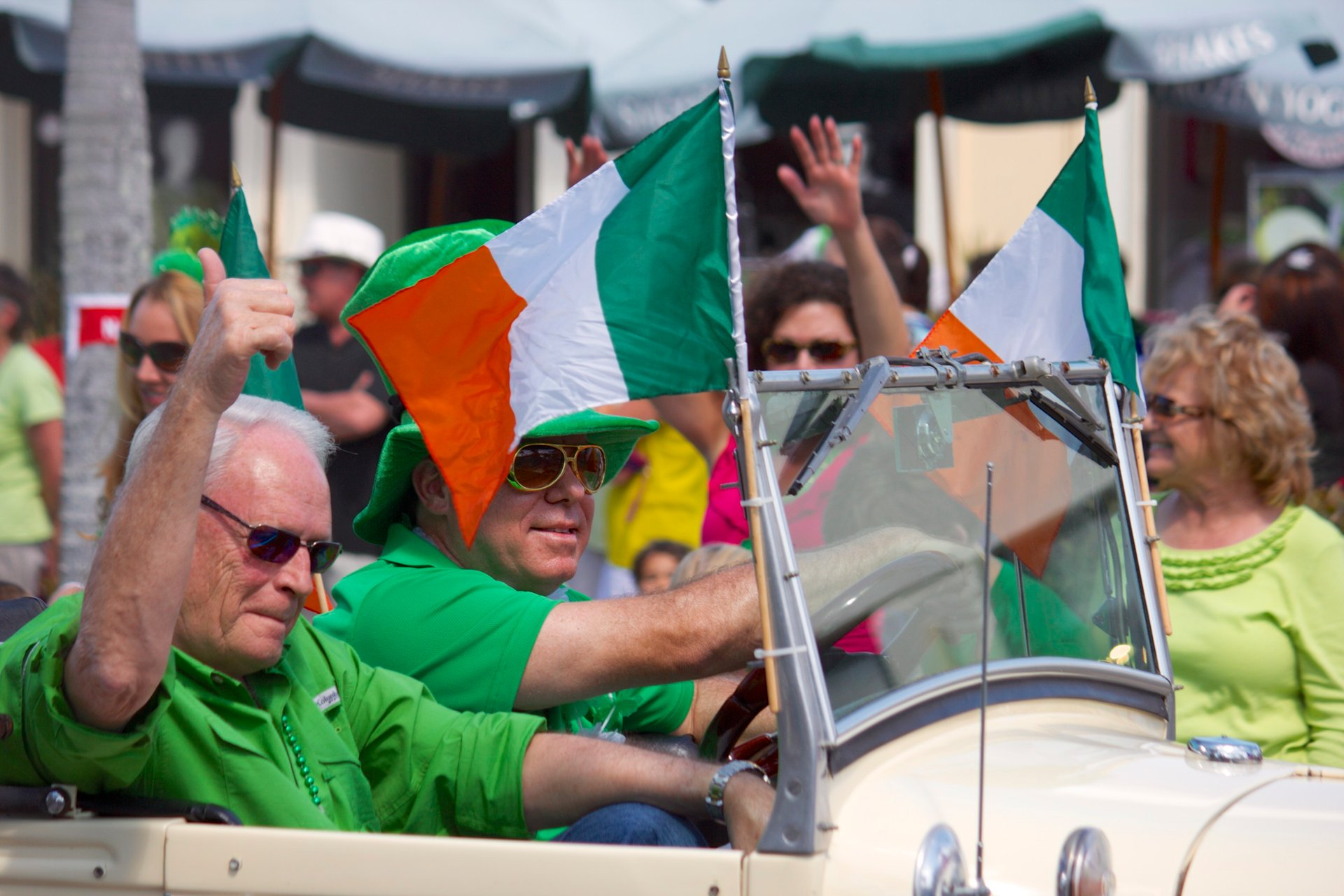 Naples St. Patrick's Day Parade in Florida - Best Season 2020