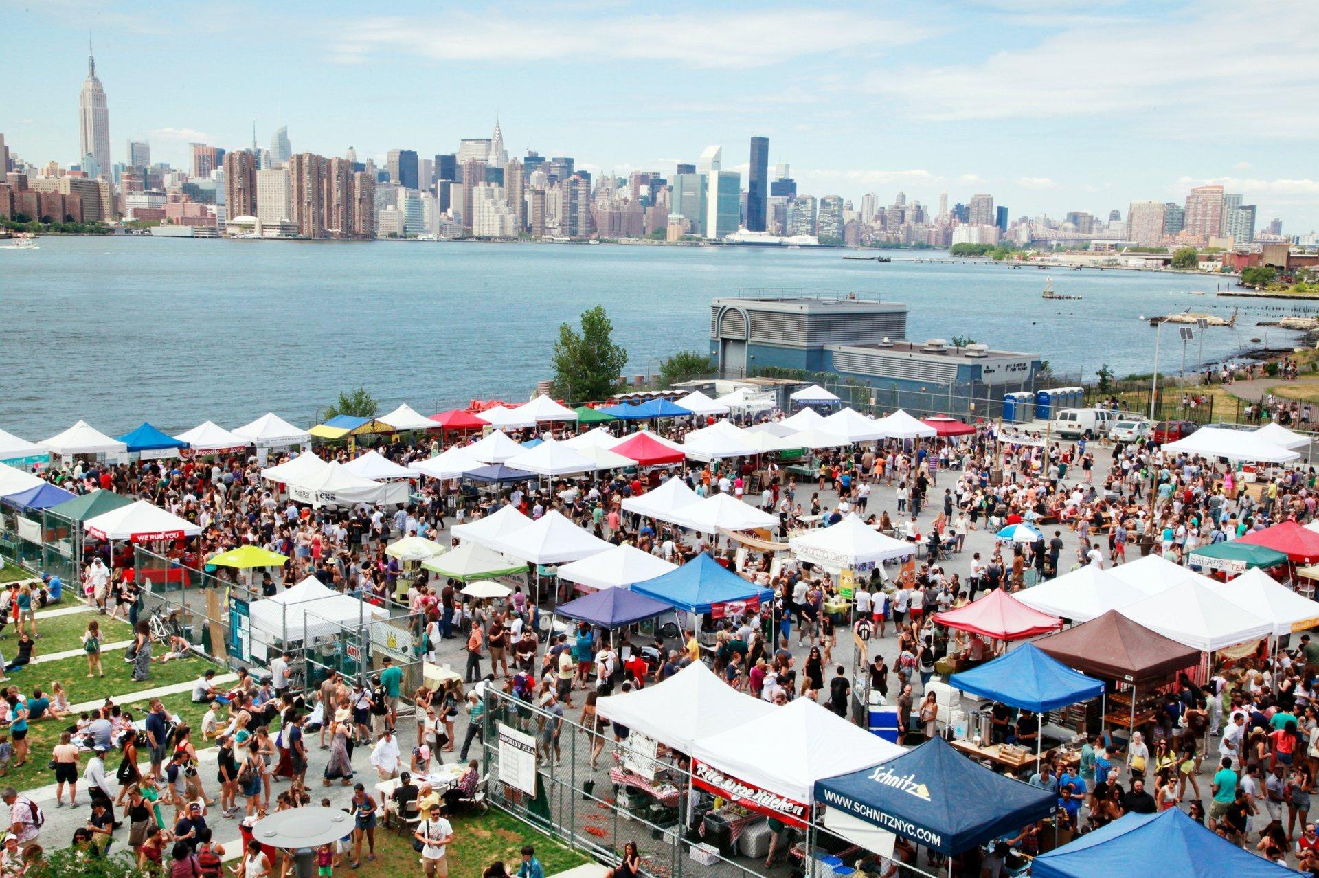 Flea Markets in New York 2020 - Best Time