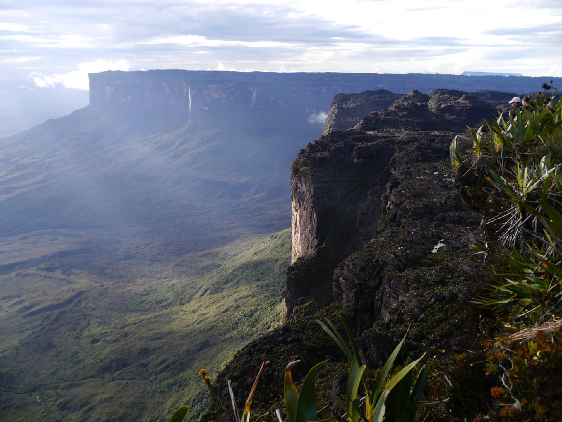 Best time for Hiking Mount Roraima in Venezuela 2020