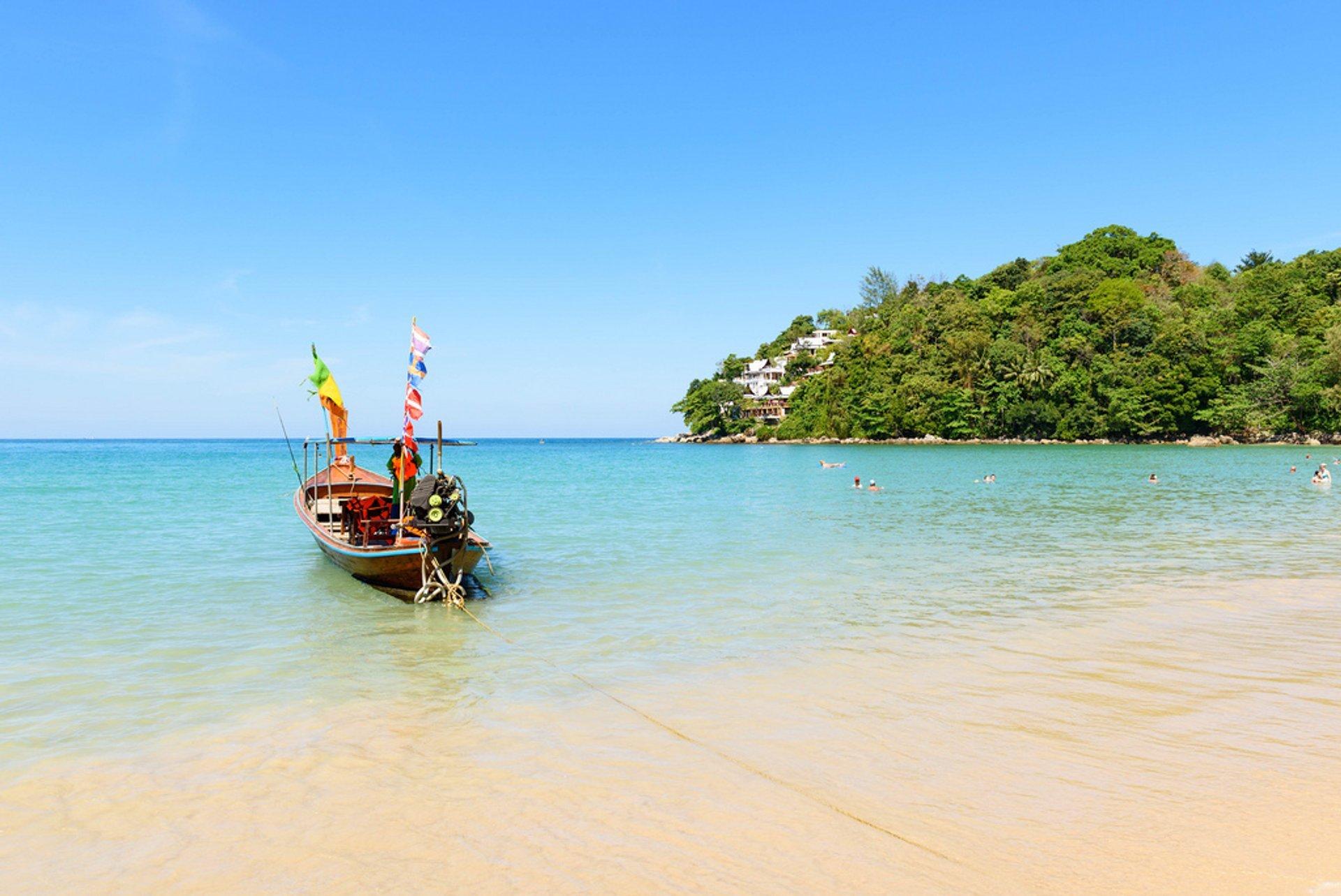 Kamala beach, Phuket, Thailand 2019