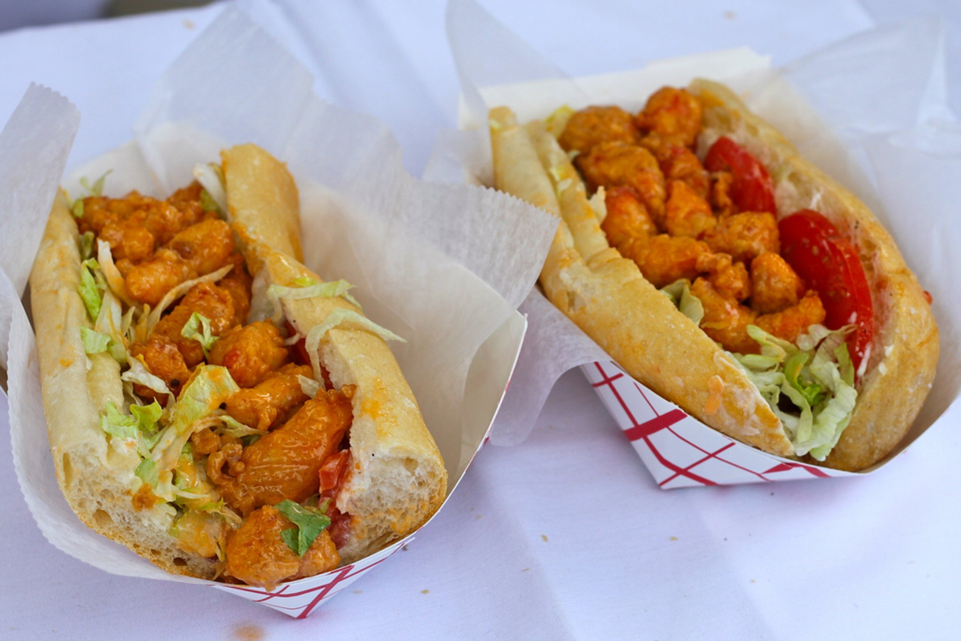 Oak Street Po-Boy Festival in New Orleans 2019 - Best Time