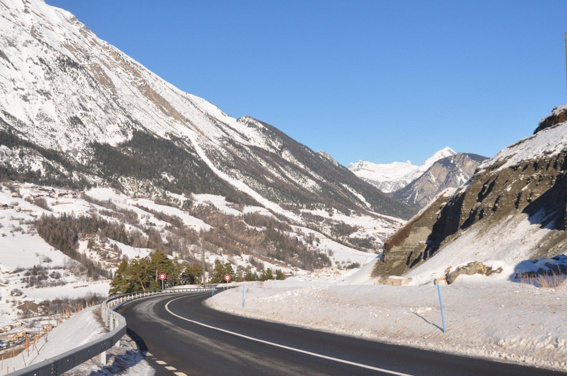 Great St Bernard Pass in Switzerland - Best Season 2020