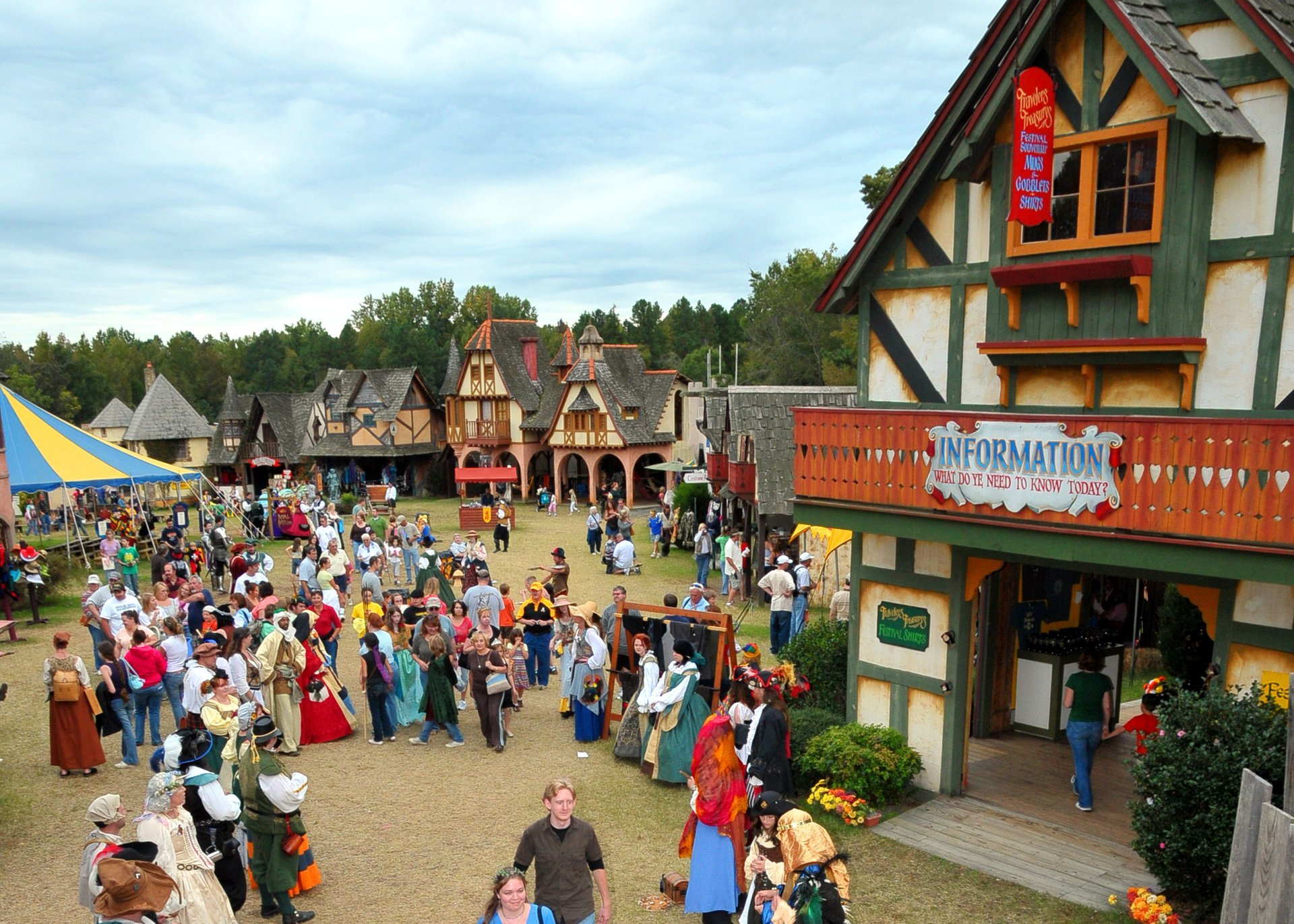 Carolina Renaissance Festival in North Carolina - Best Season 2020