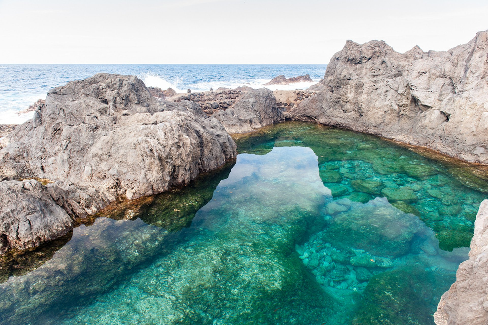 Natural Rock Pools in Canary Islands - Best Season 2020