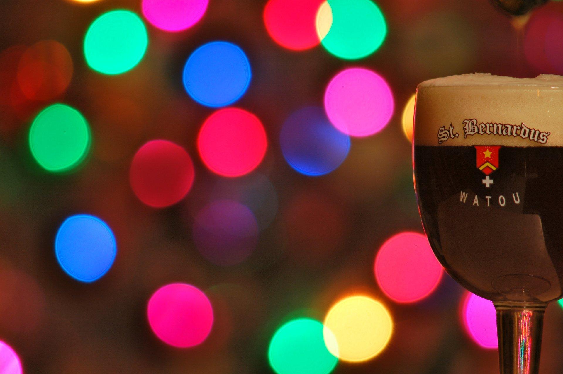 Winter / Christmas Beers in Belgium 2020 - Best Time