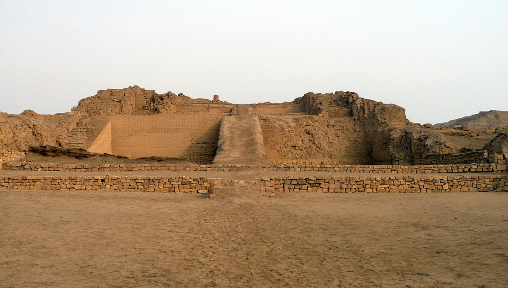Best time to see Pachacamac in Peru 2020