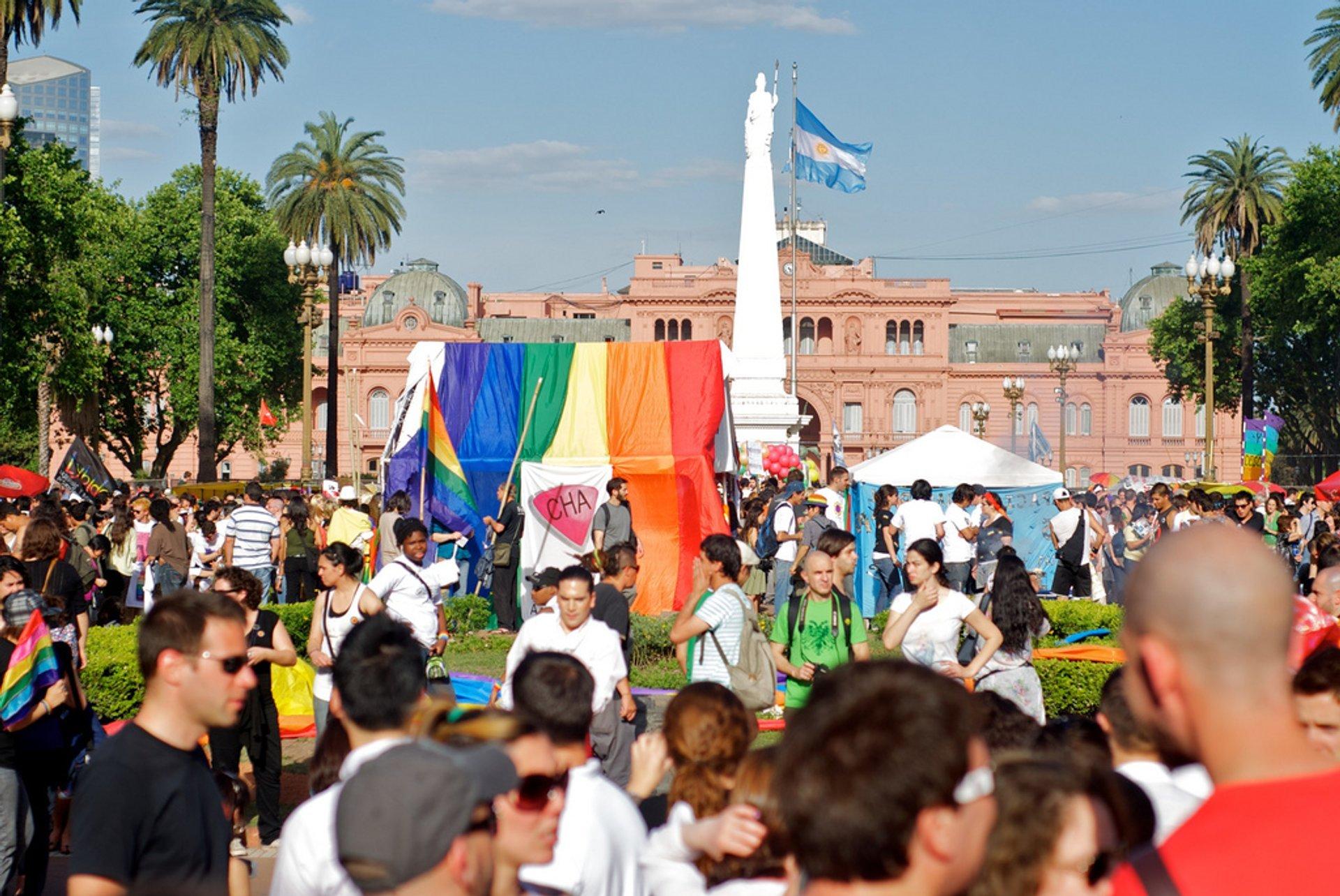 Marcha del Orgullo LGBTI (Buenos Aires Gay Pride) in Buenos Aires - Best Season 2020