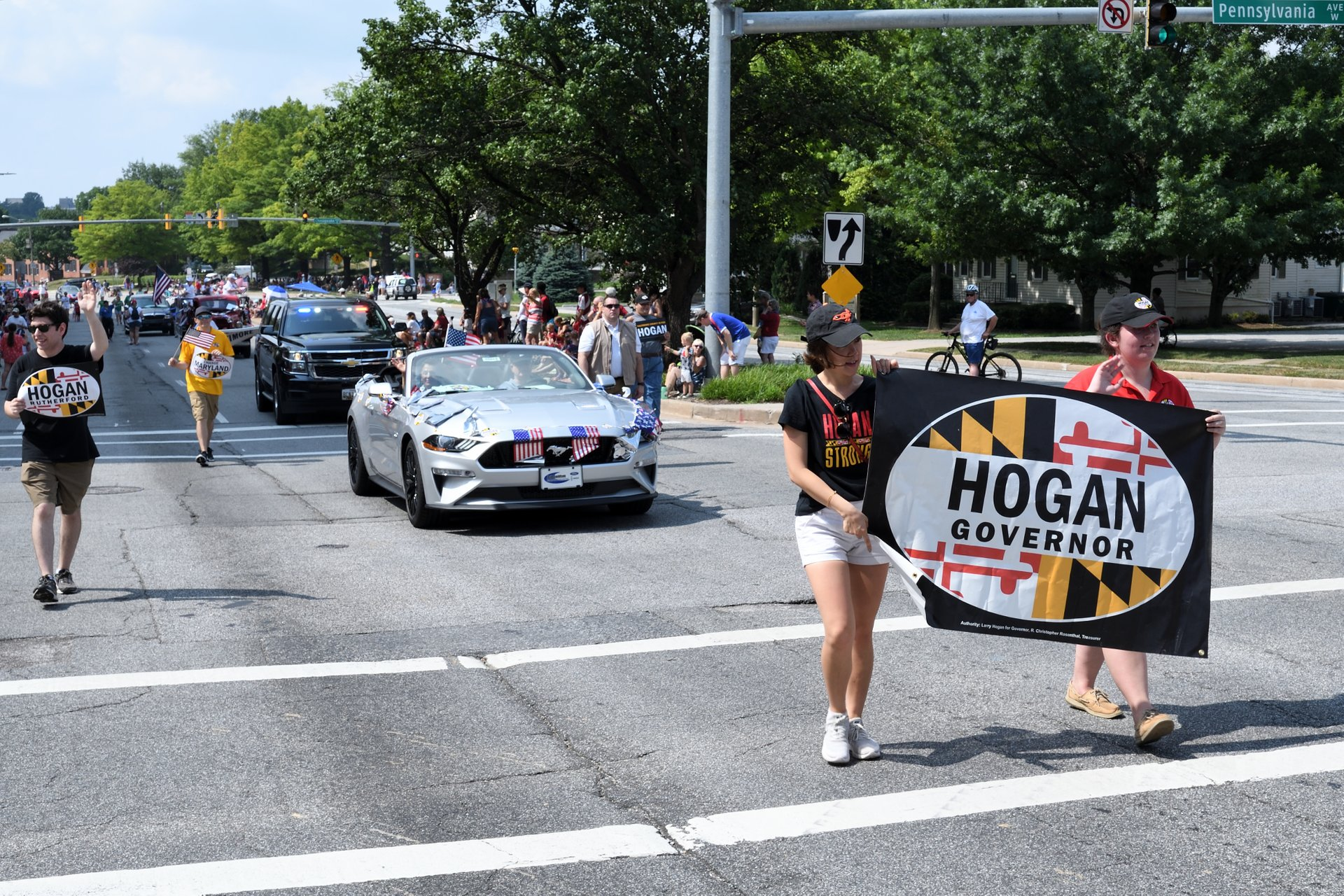 Towson Independence Day Parade 2020