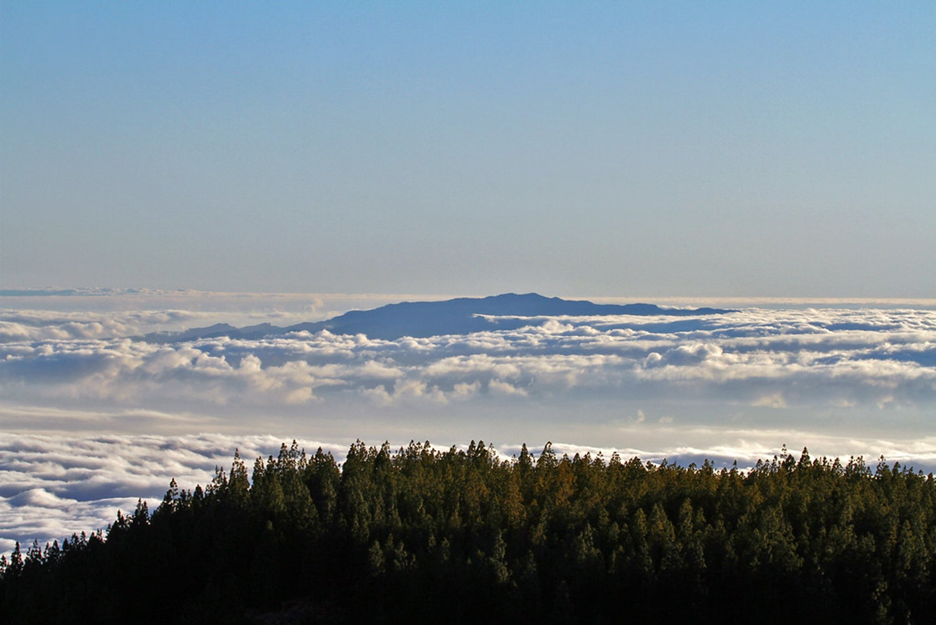 Sea of Clouds in Canary Islands 2020 - Best Time