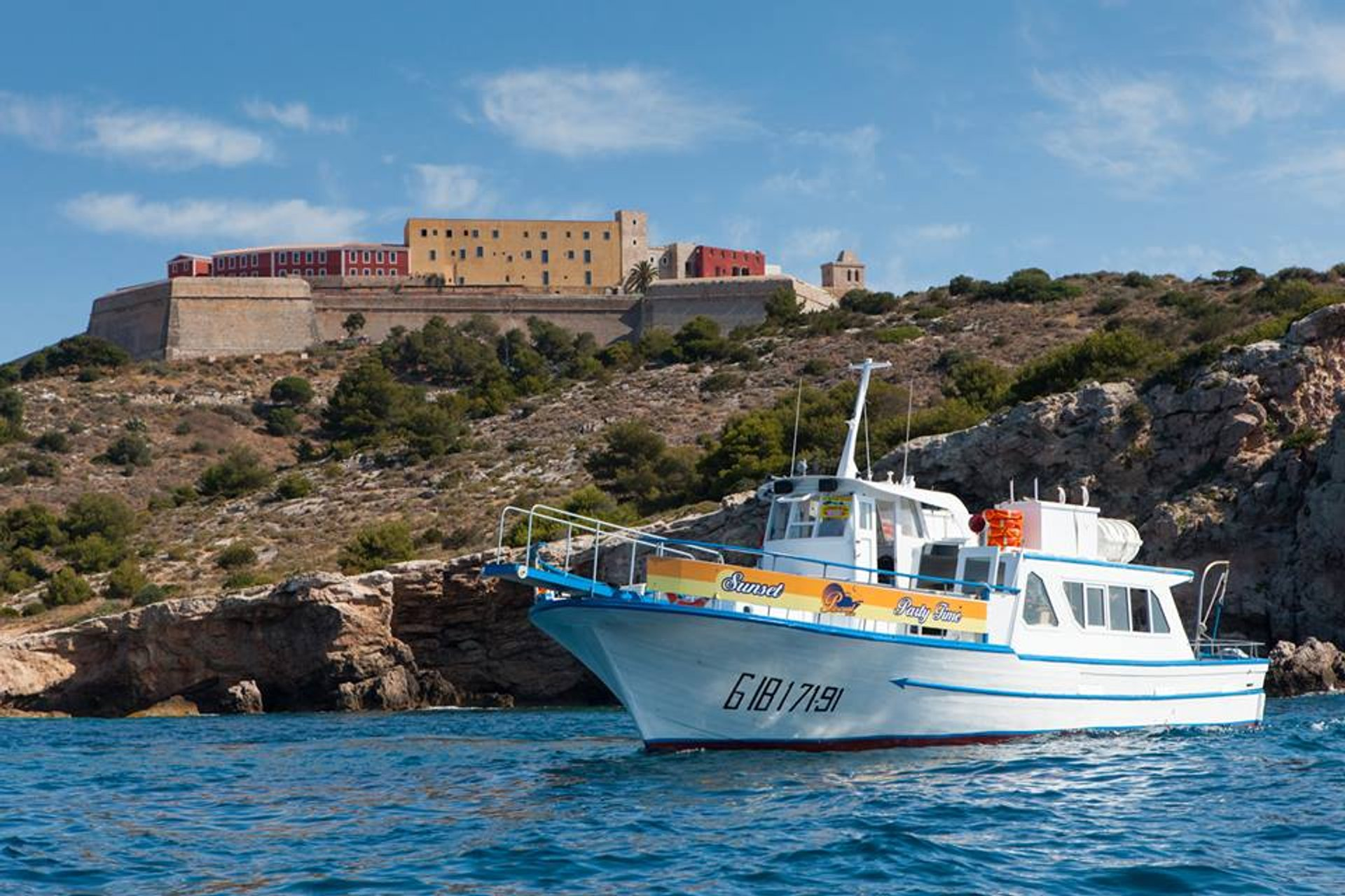 Boat Excursions around Ibiza in Ibiza 2020 - Best Time