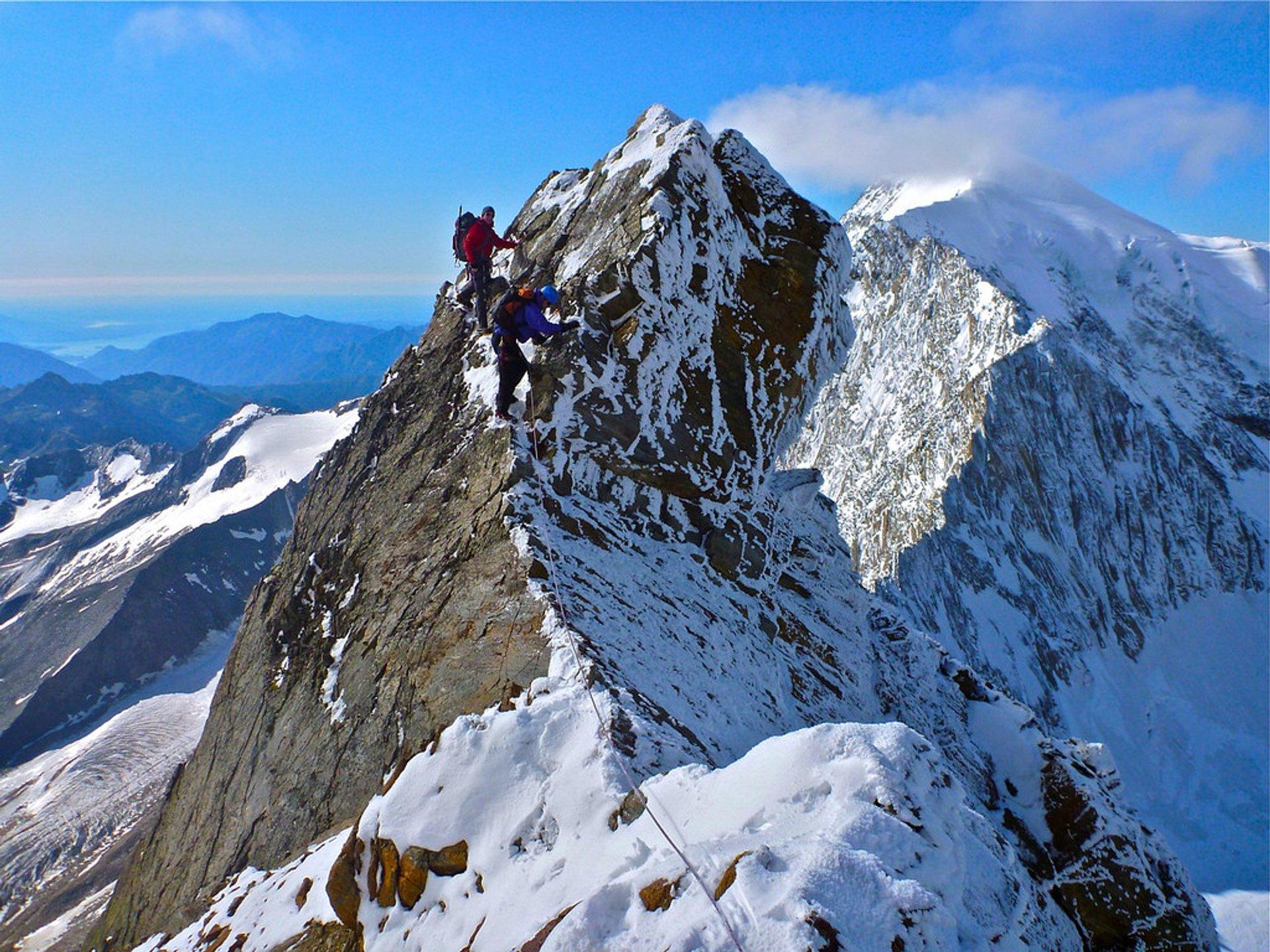Mountain Climbing in Bolivia - Best Season