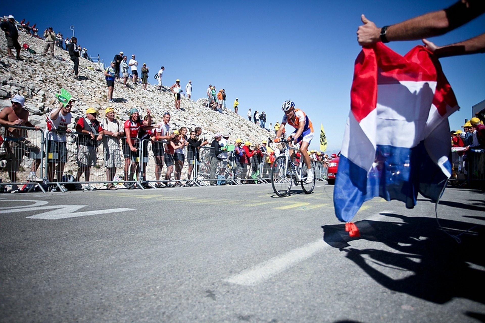 Mont Ventoux 2020
