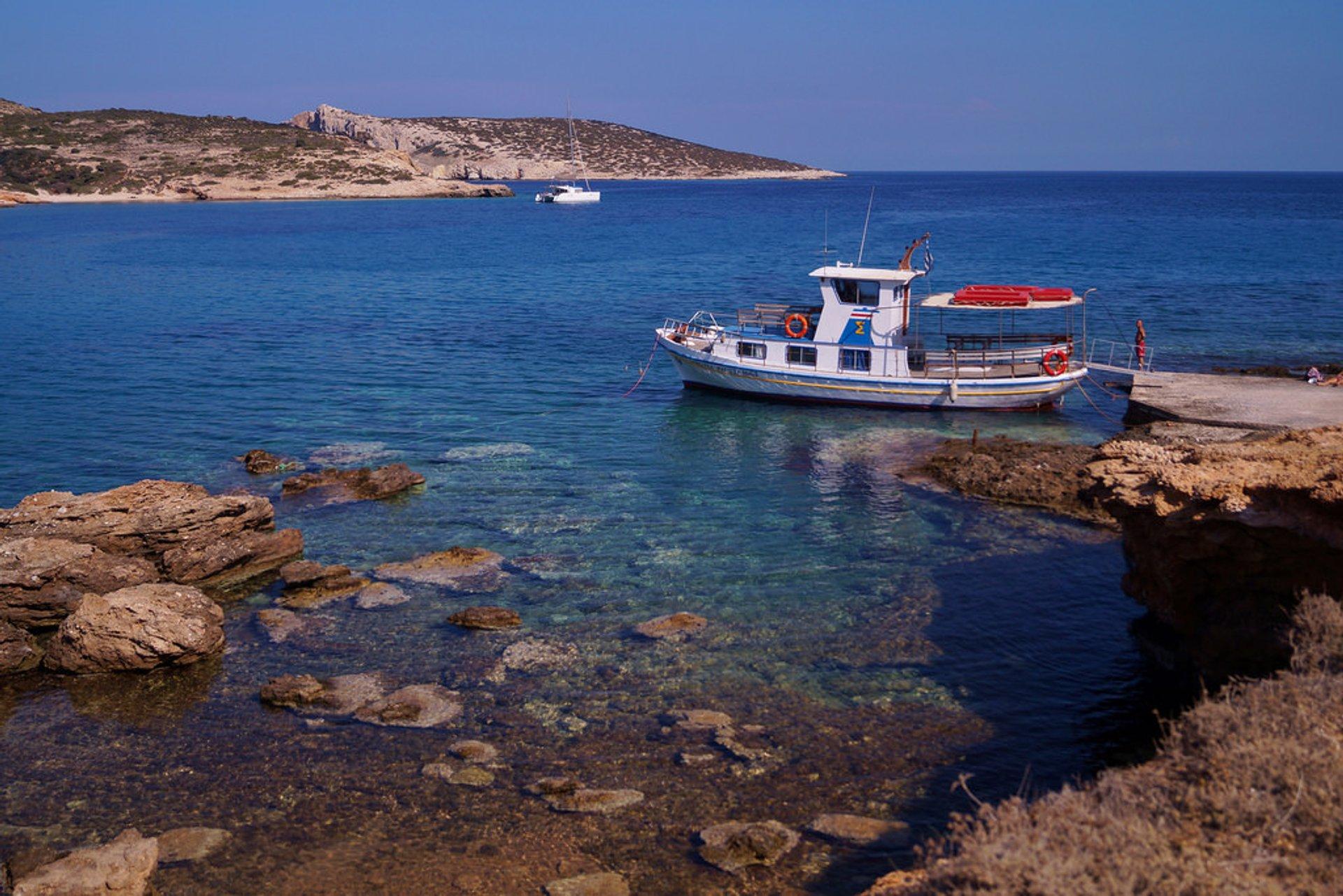 Donoussa Island 2020