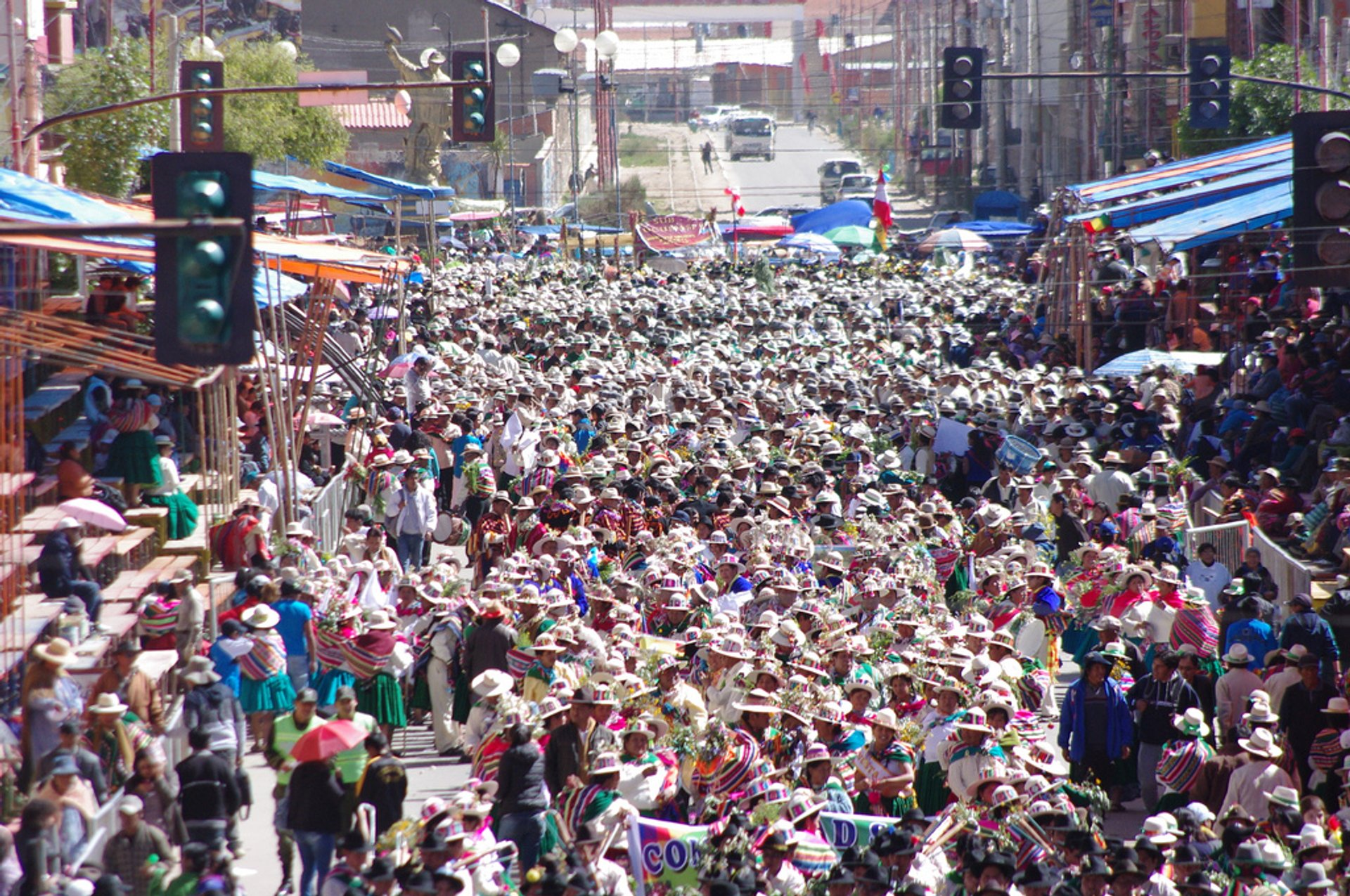 Best time for Oruro Carnaval in Bolivia