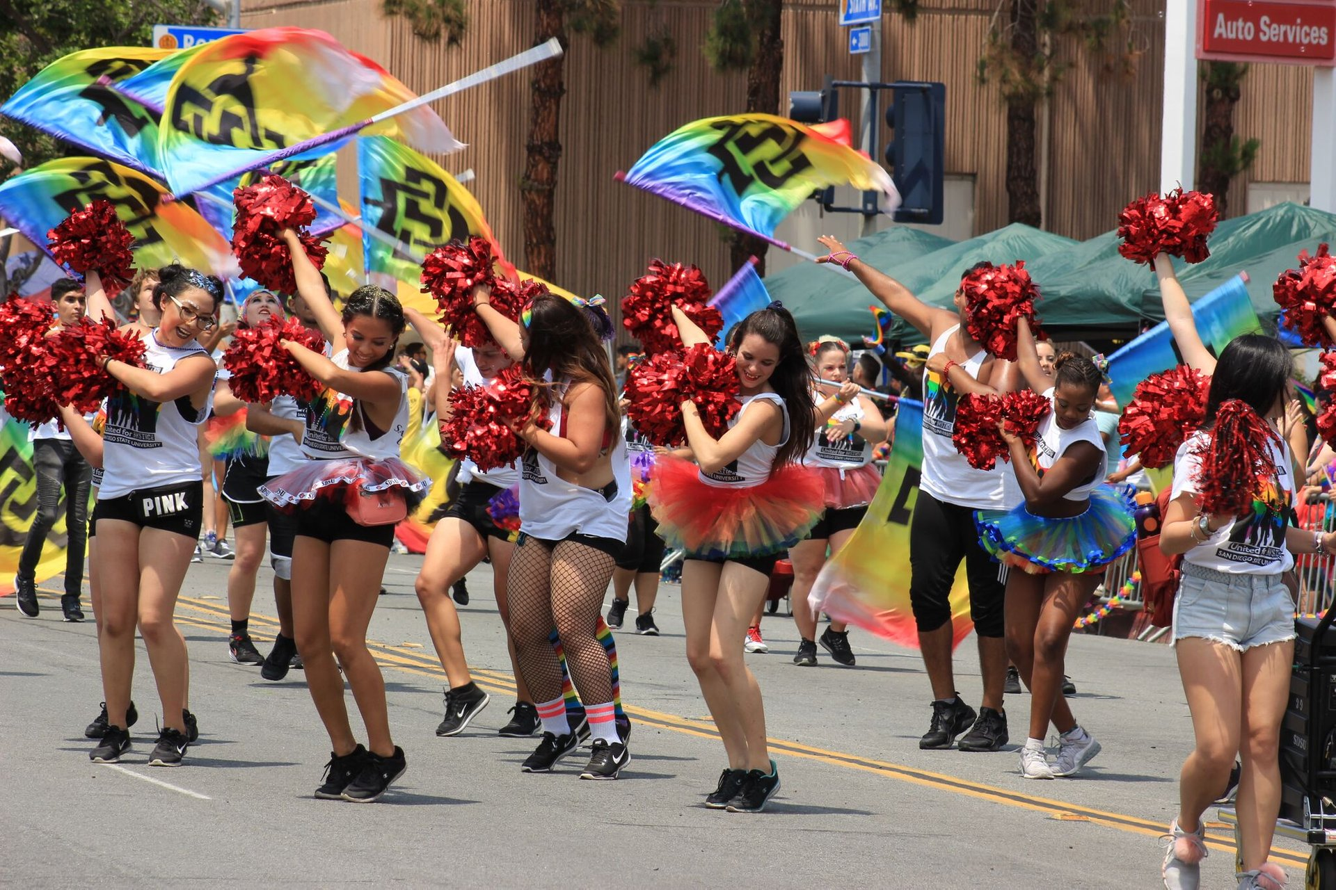 Best time for San Diego Pride Parade in San Diego 2020