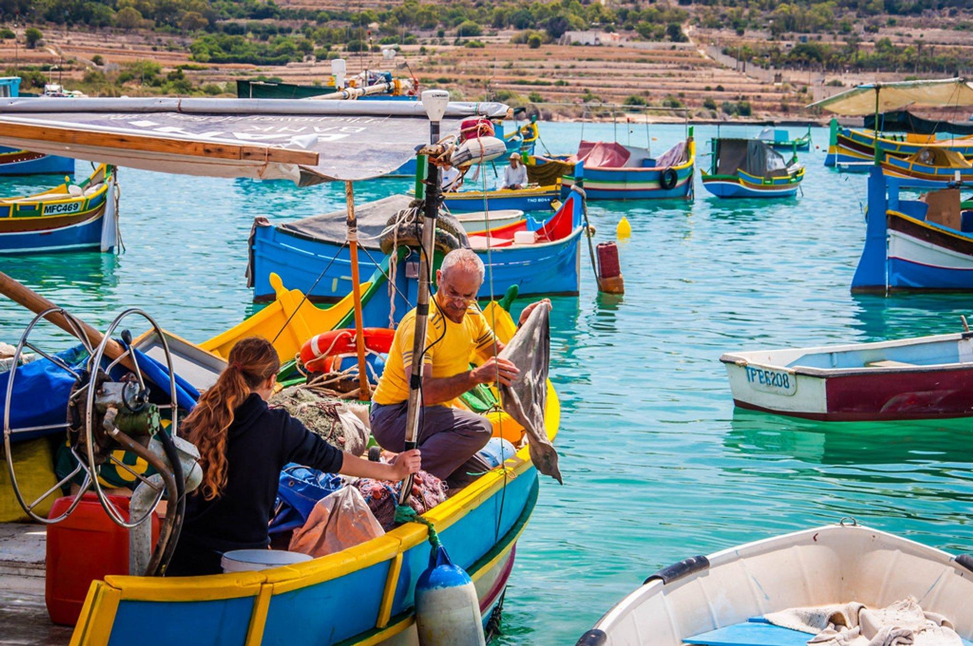 Festa Ħut (Fish Festival) in Malta 2020 - Best Time
