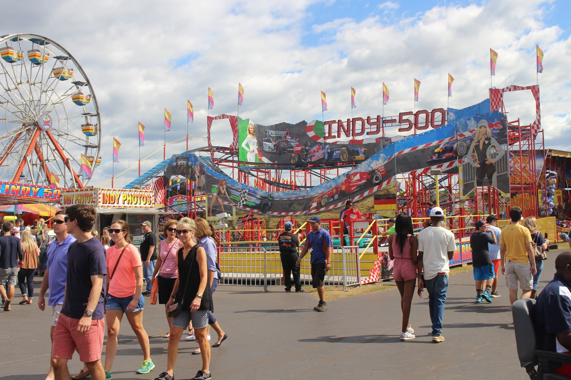 Georgia National Fair in Georgia - Best Season 2020