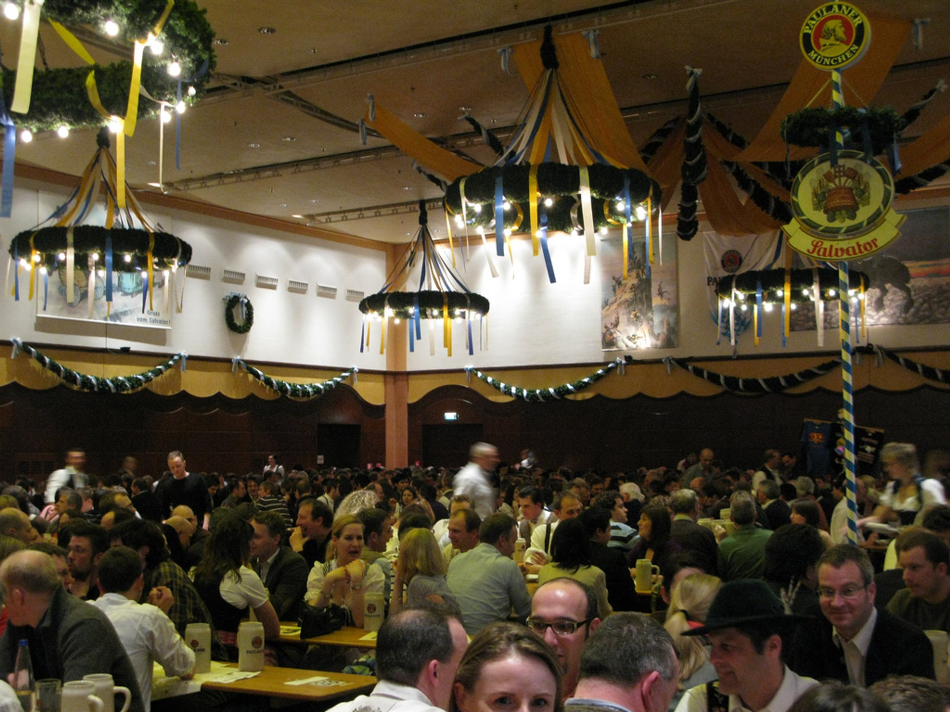 Strong Beer Fest or Starkbierfest in Munich 2020 - Best Time