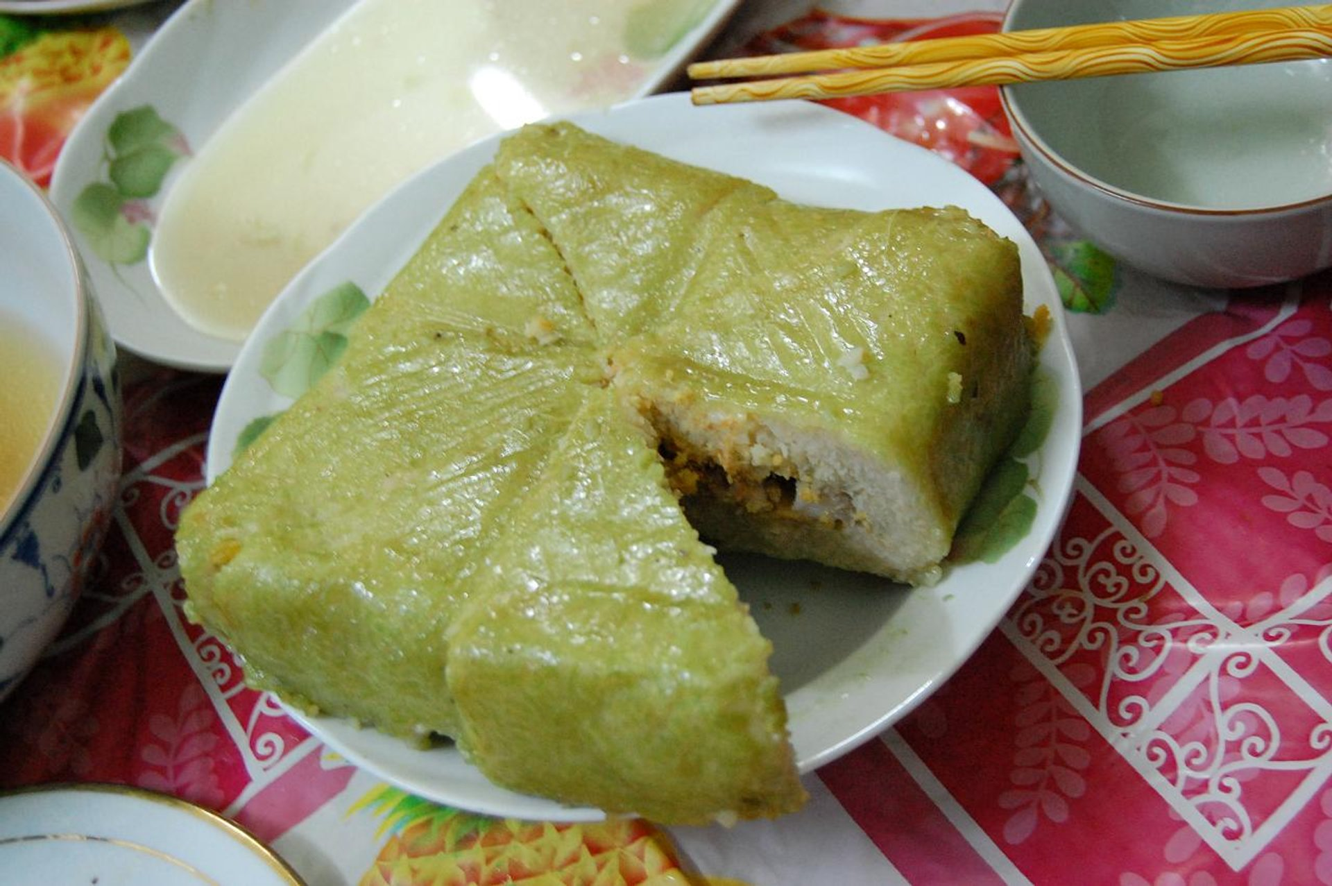 Best time for Banh Chung for Tet in Vietnam