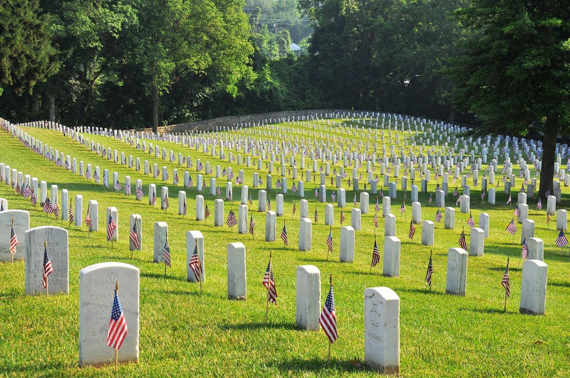 Memorial Day Weekend in Maryland 2020 - Best Time