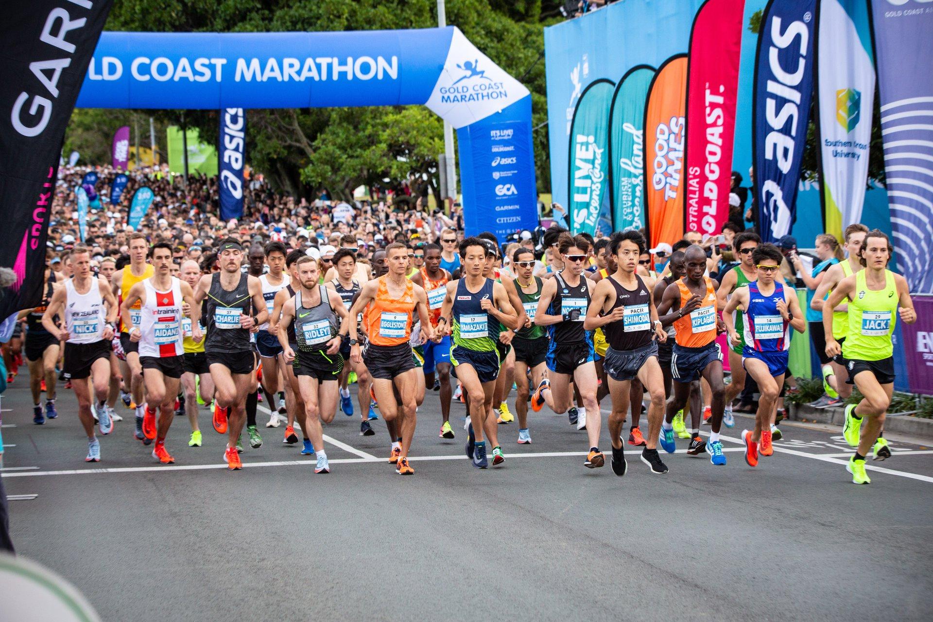 Gold Coast Marathon in Australia - Best Season 2020
