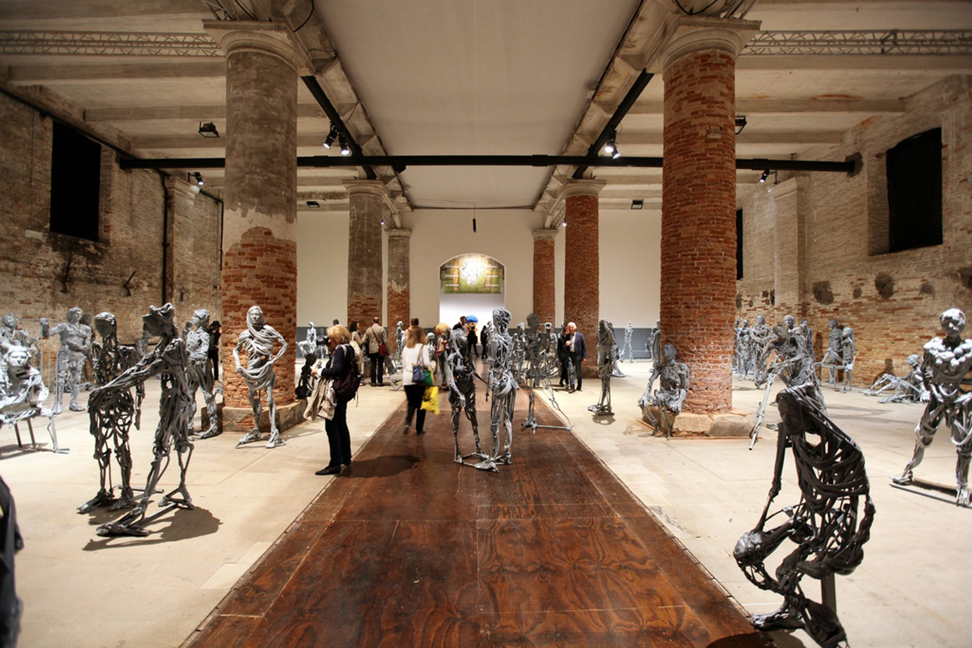 Best time to see La Biennale di Venezia (Venice Biennale) 2020