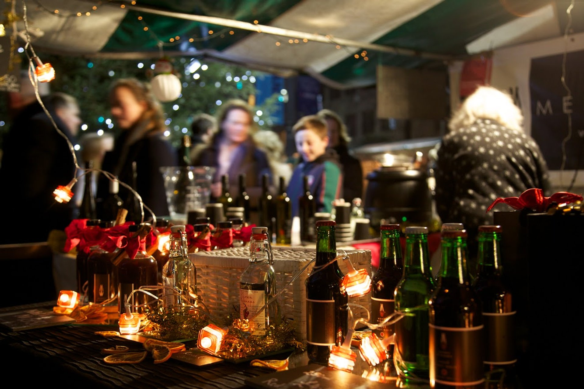 Southbank Centre Winter Market in London 2020 - Best Time