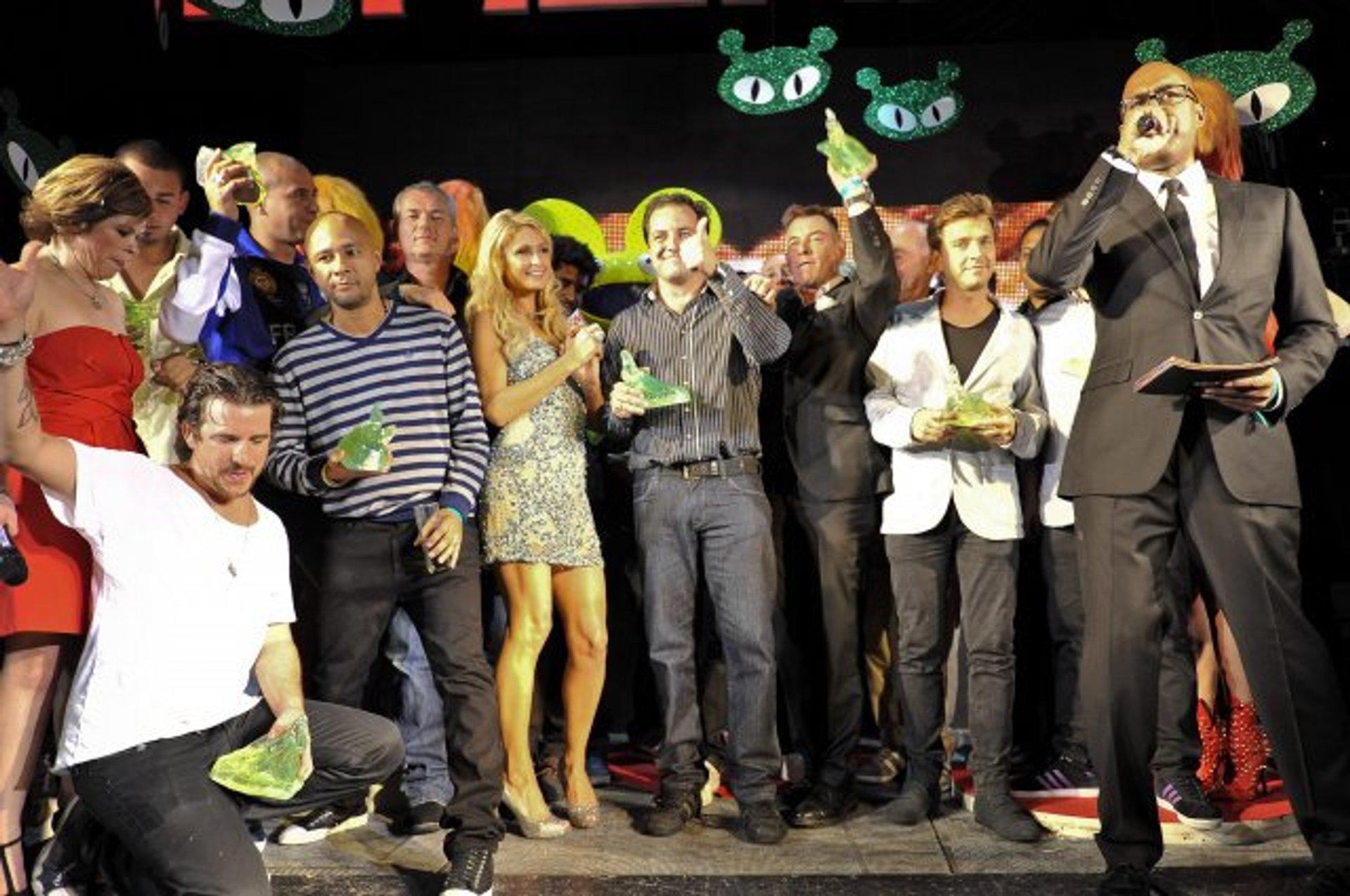 Best time for DJ Awards Ibiza in Ibiza 2020