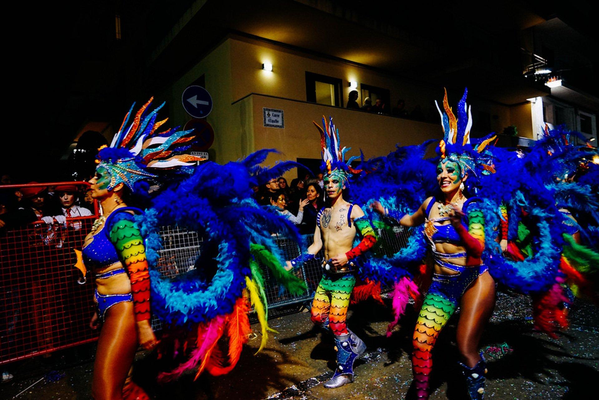 Sitges Carnival in Barcelona - Best Season