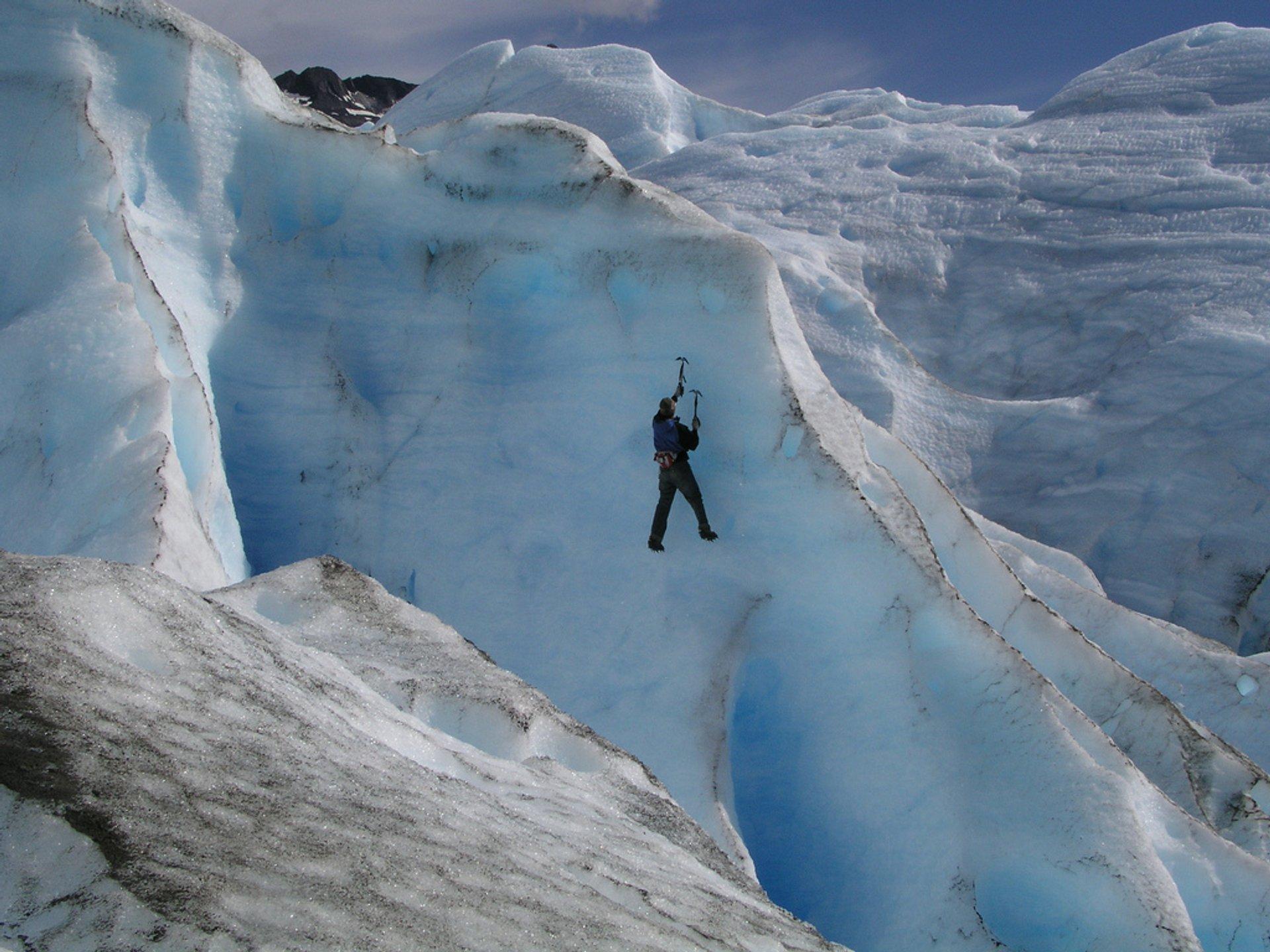 Ice Climbing in Argentina - Best Season 2020