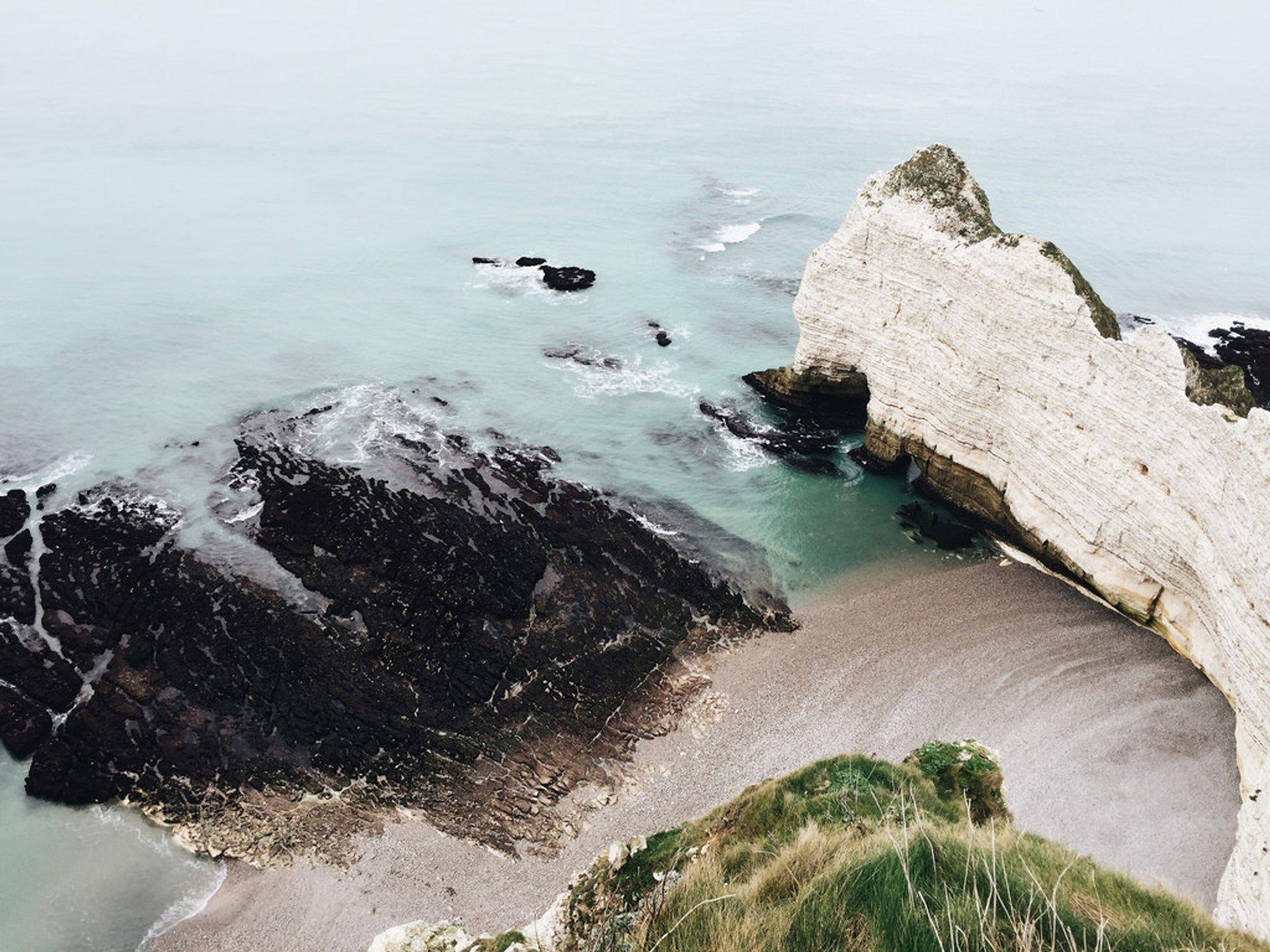 Étretat in Normandy - Best Season 2019