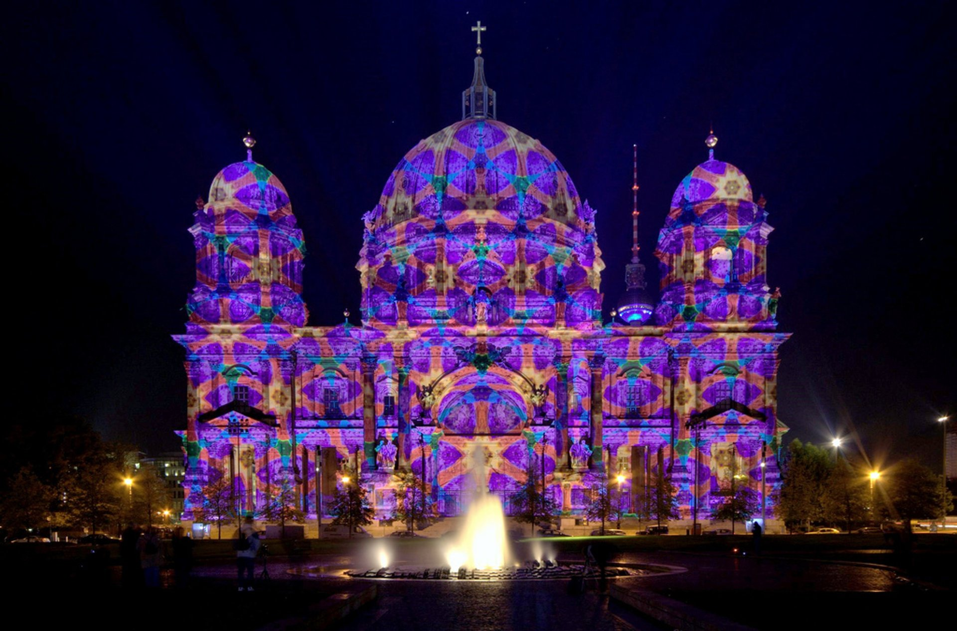 Berlin Festival of Lights 2020 - Dates