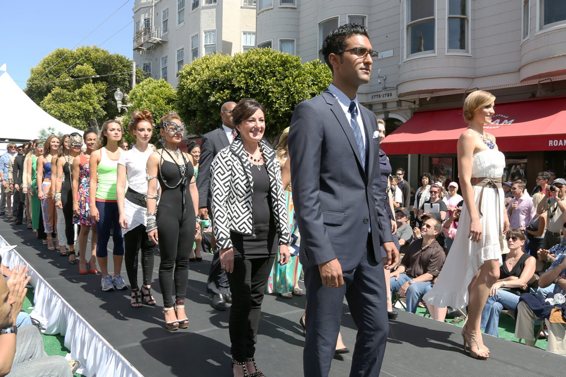 Best time for Union Street Festival in San Francisco 2020