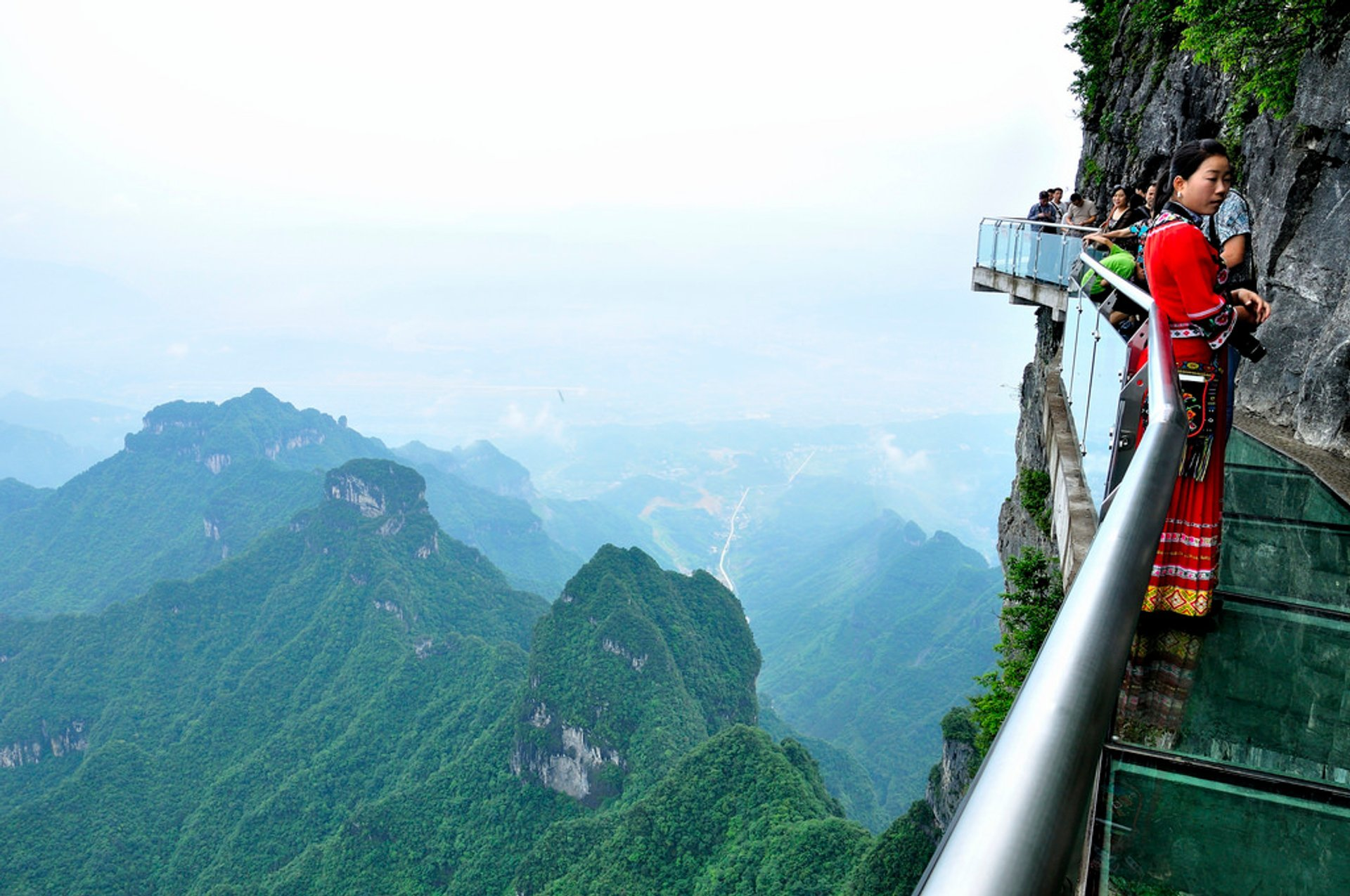 Glass Plank Road at Tianmen Mountain in China 2020 - Best Time