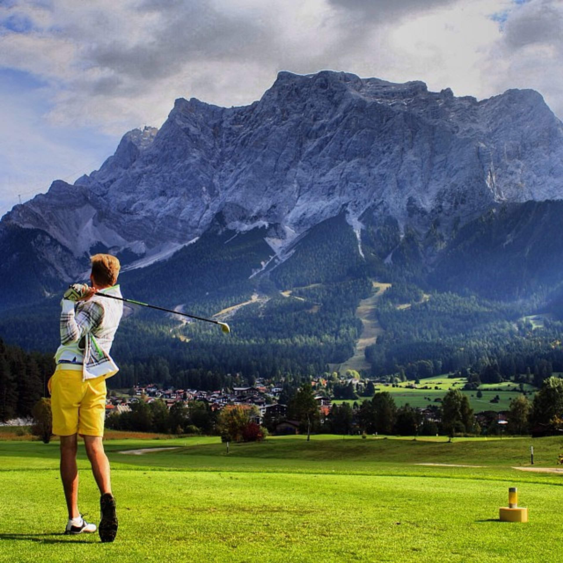 Alpine Golf in Austria 2019 - Best Time