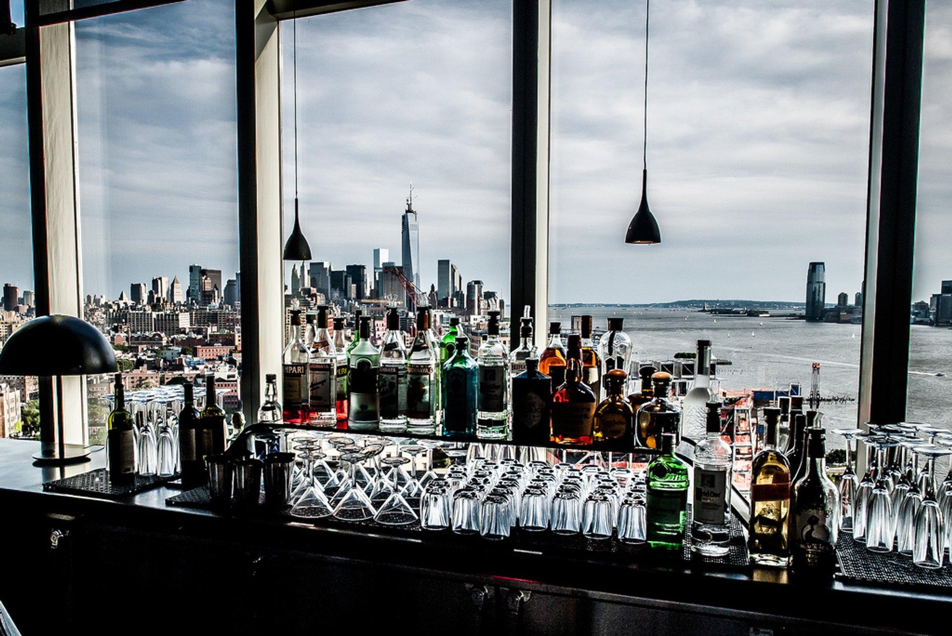 Rooftop Bars in New York - Best Season 2020