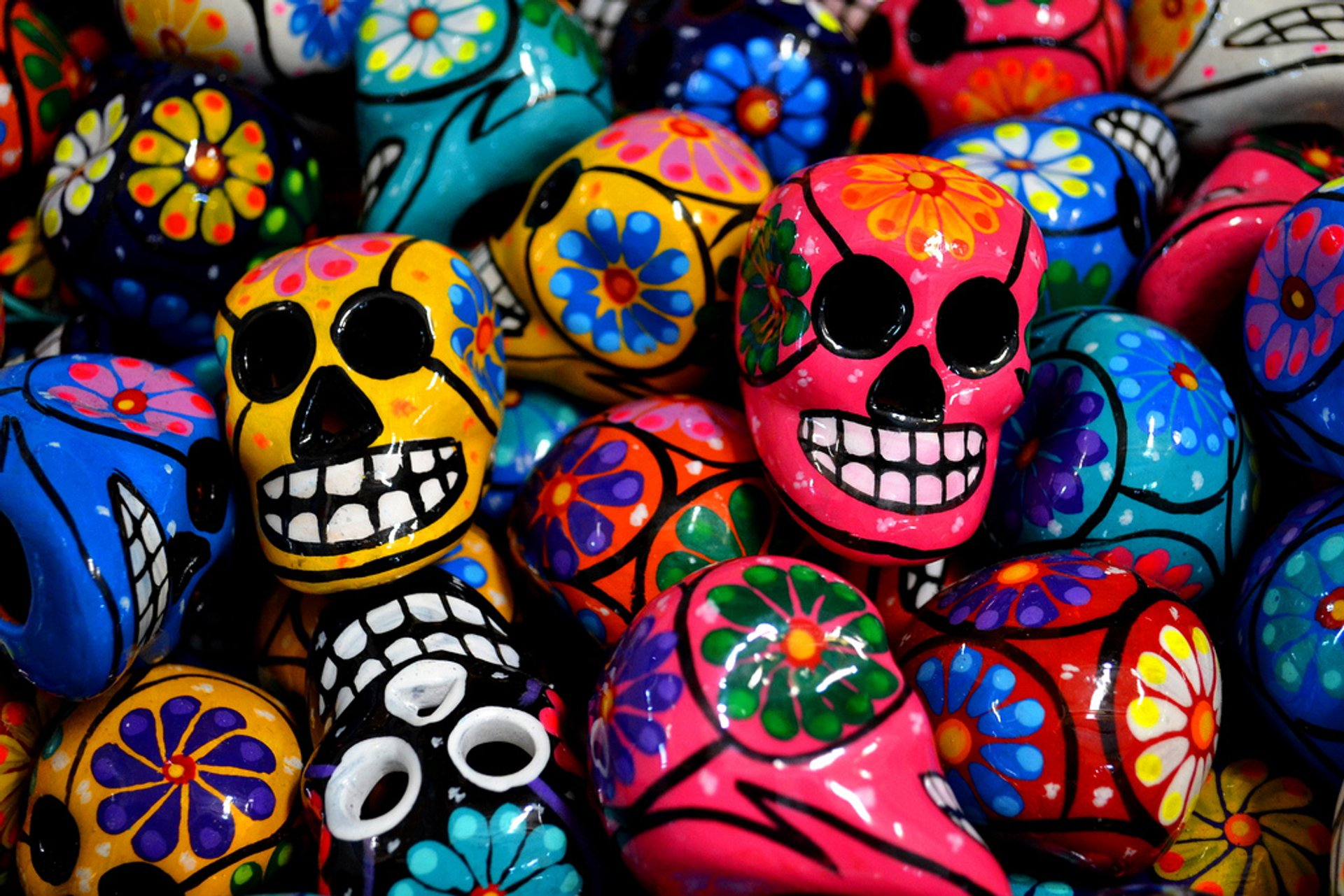 Día de los Muertos or Day of the Dead in Mexico 2020 - Best Time