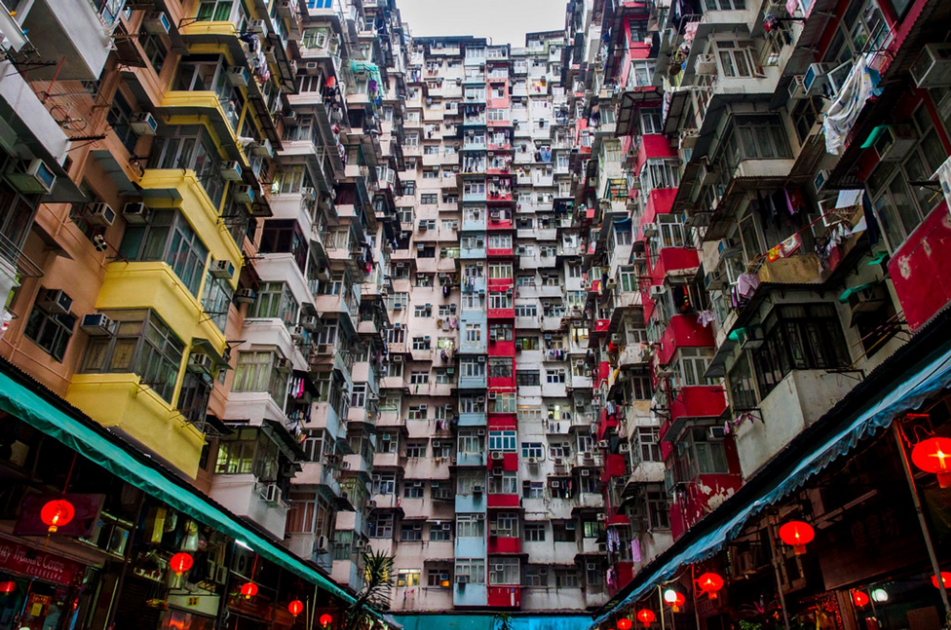 Quarry Bay 'Monster Building' in Hong Kong 2020 - Best Time