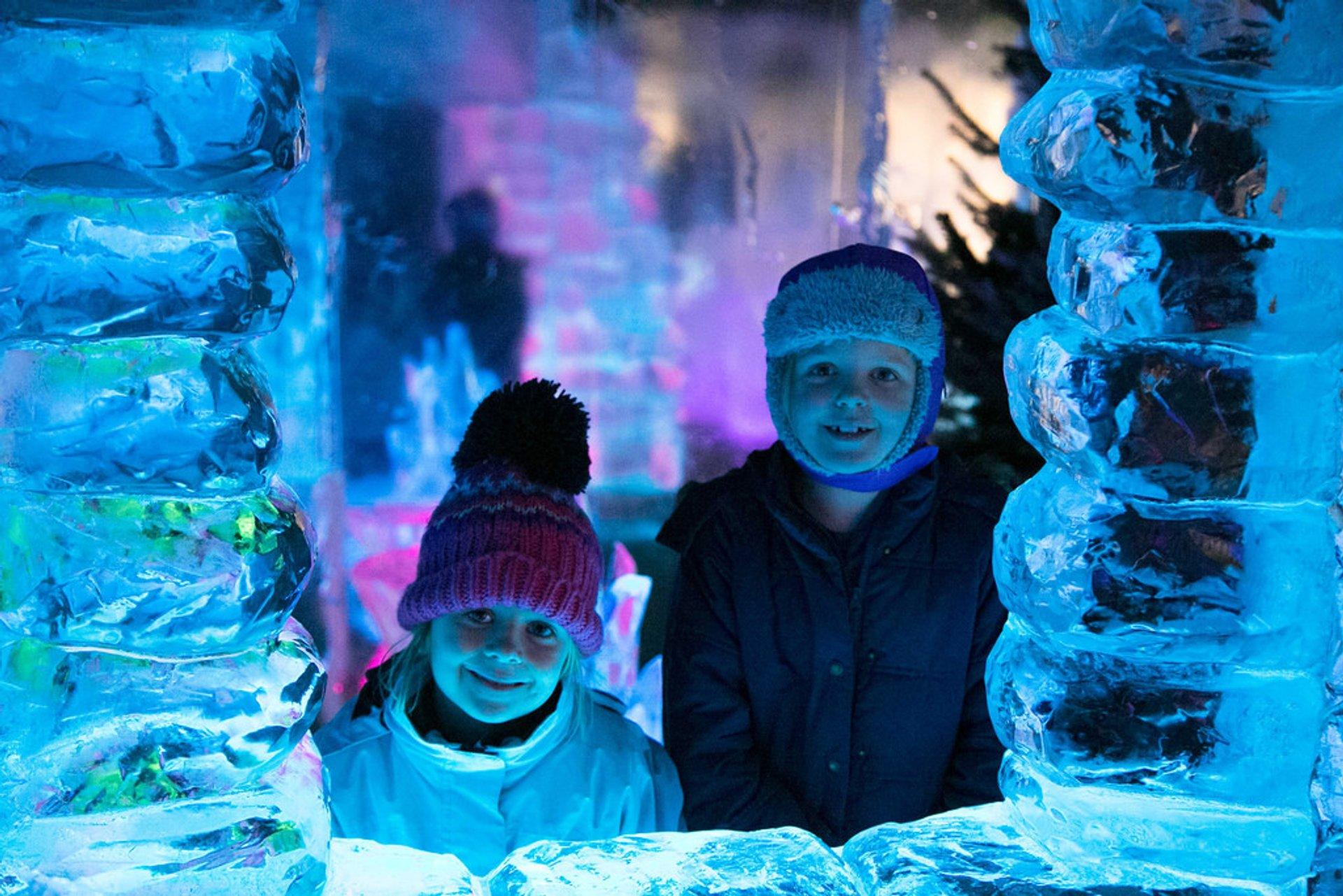 Liverpool Christmas Ice Festival in Liverpool - Best Season 2020