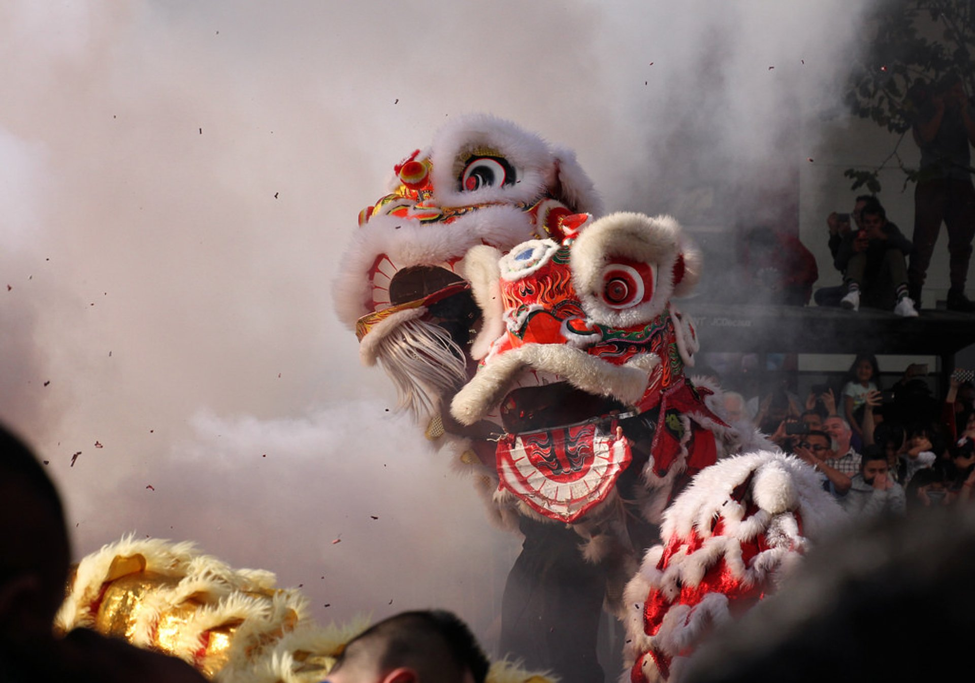 Best time for Chinese New Year in Los Angeles 2019