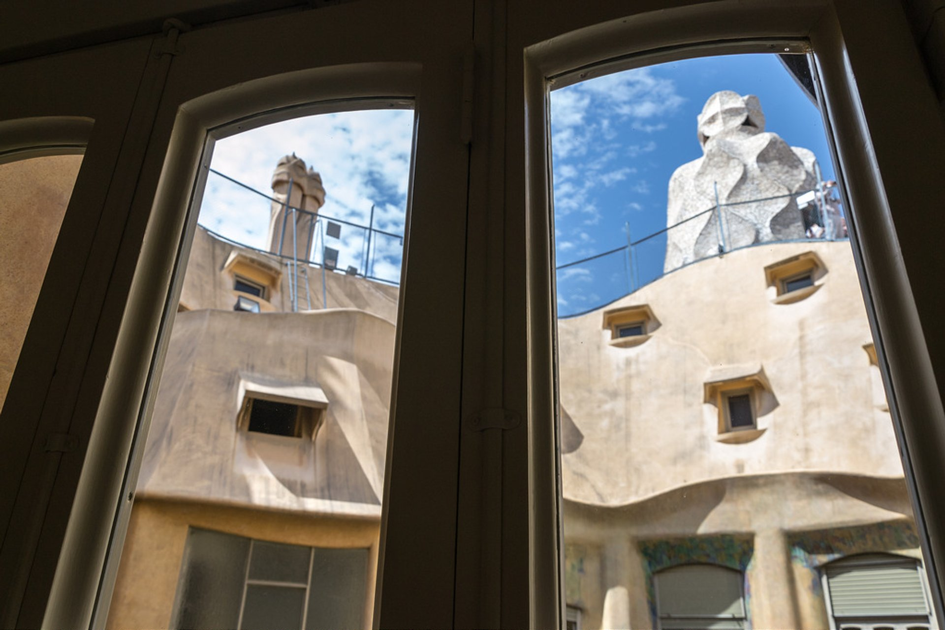 Best time to see Casa Milà (La Pedrera) 2020