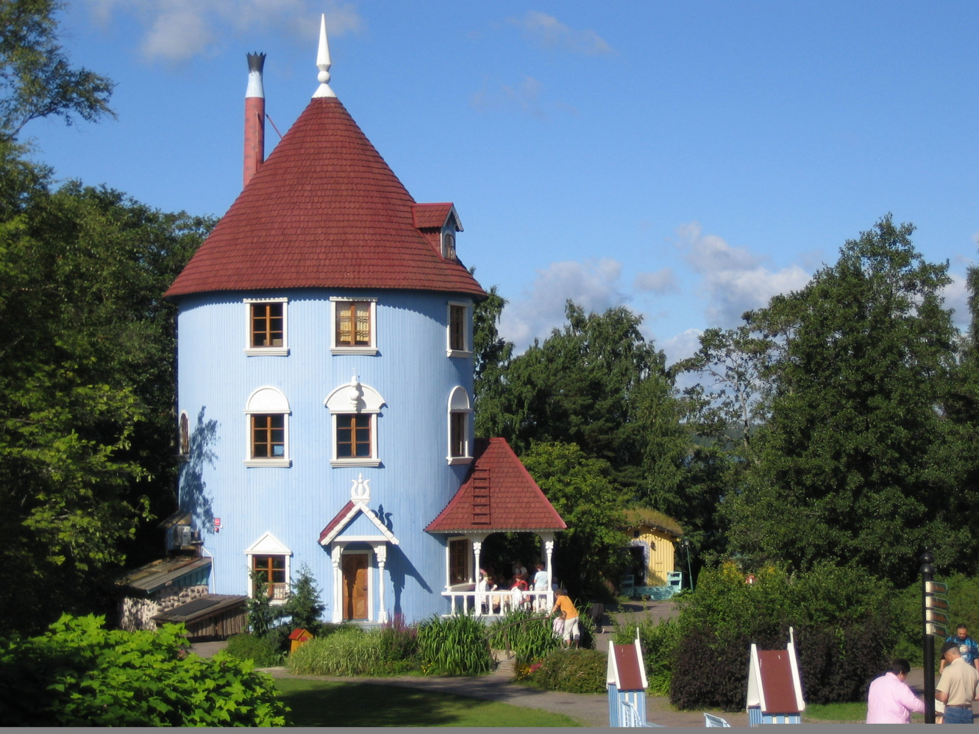 Moomin World and Moomin Place in Finland - Best Season 2020