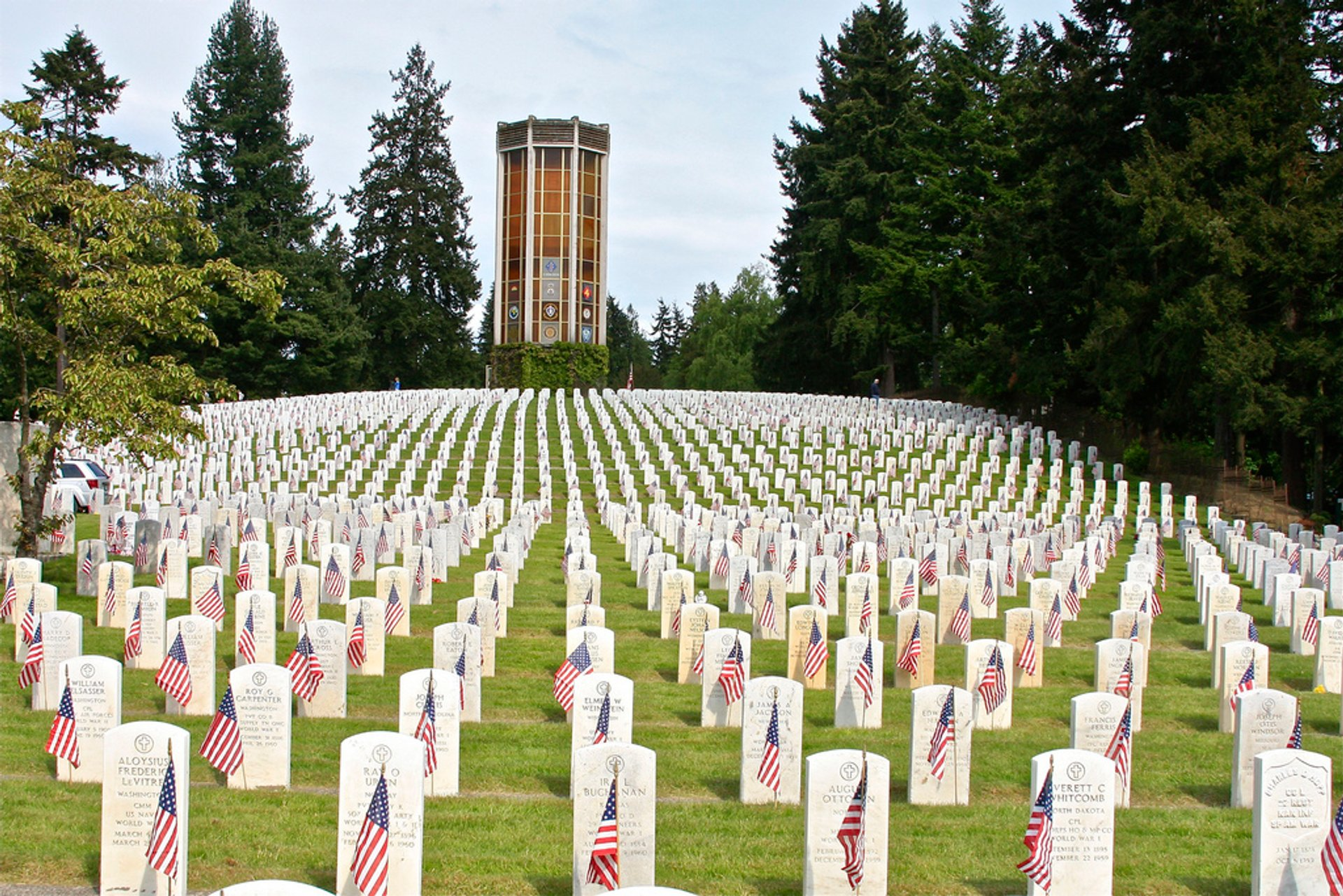Memorial Day Weekend in Seattle 2020 - Best Time