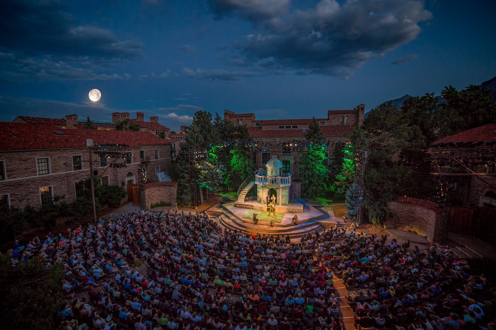 Colorado Shakespeare Festival in Colorado 2019 - Best Time