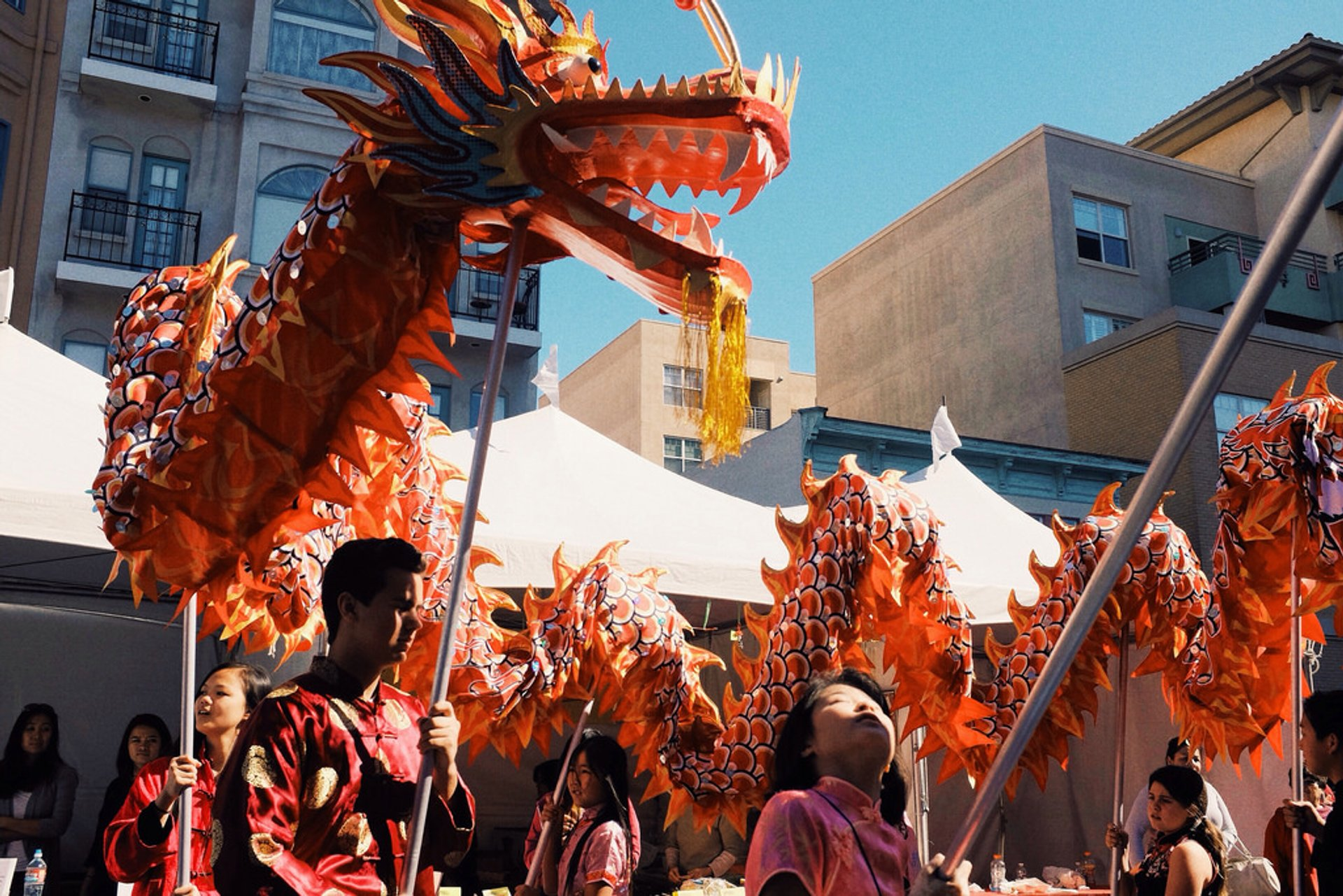 San Diego Chinese New Year Fair in San Diego 2019 - Best Time